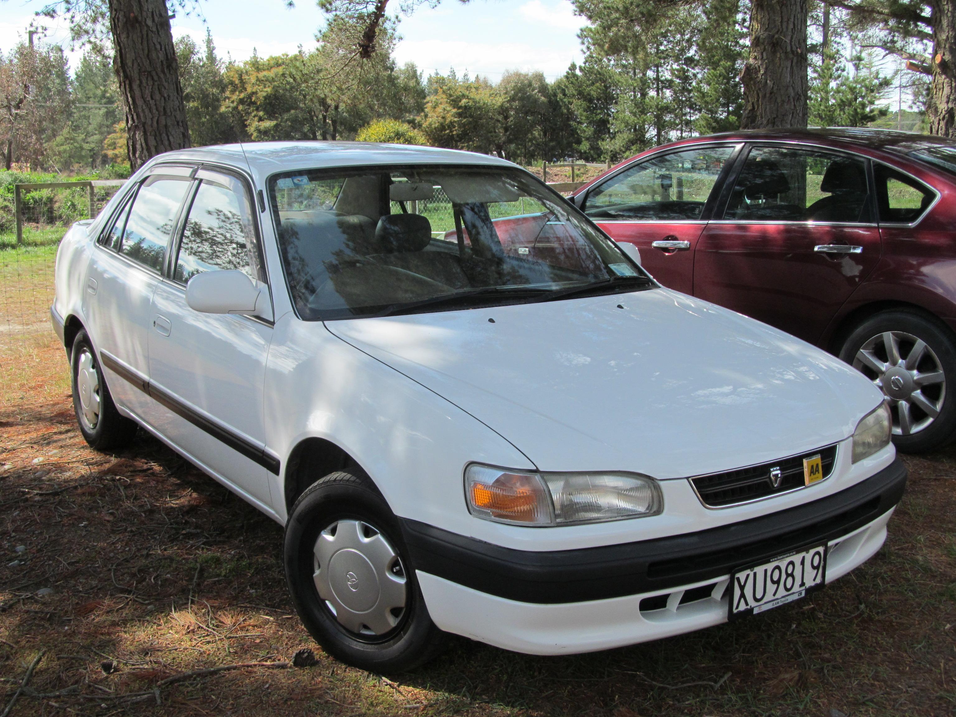 Kekurangan Toyota 1995 Spesifikasi