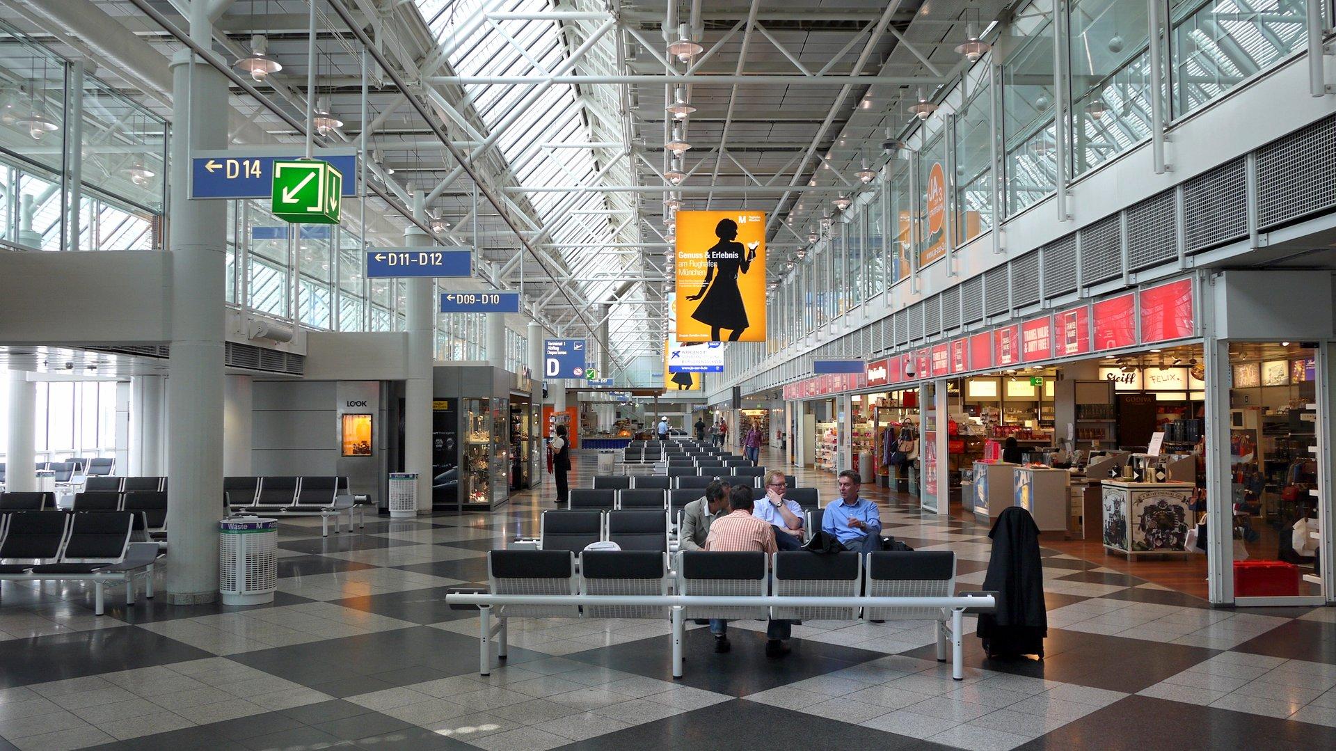 Munich: Munich Airport