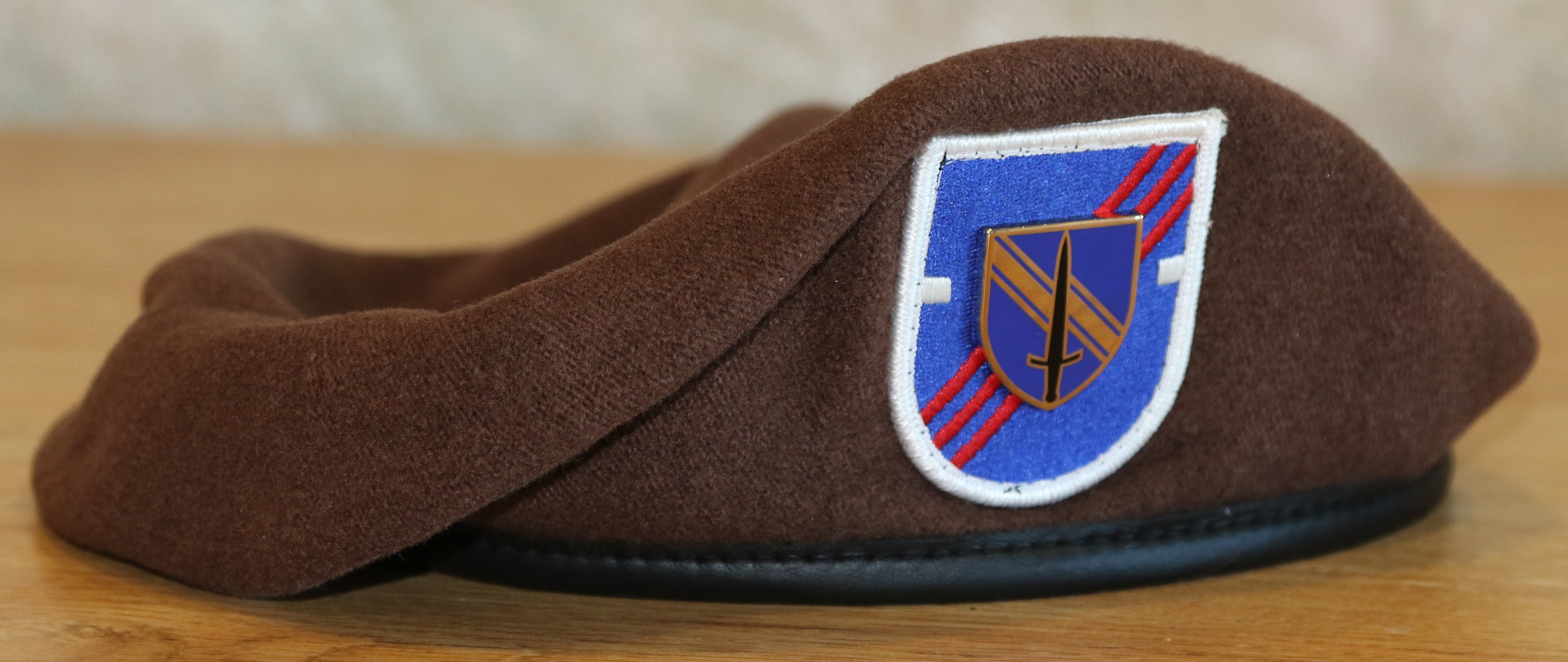 file 1st security force assistance brigade beret and flash jpg