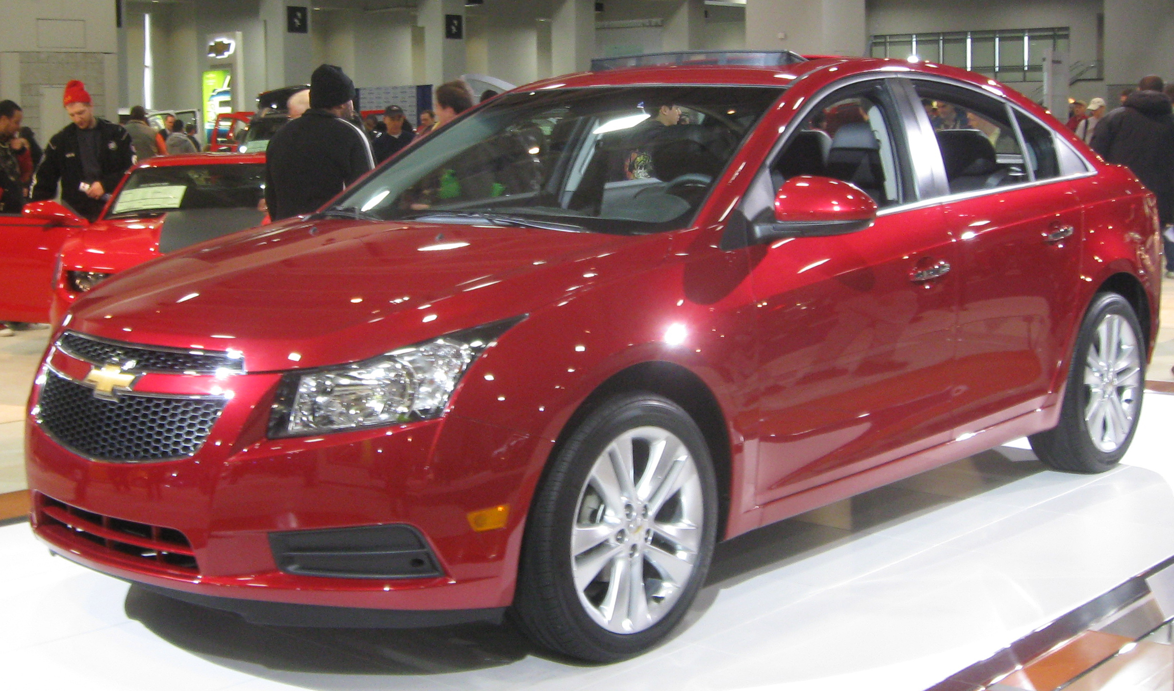 File 2011 Chevrolet Cruze 2 2010 Dc Jpg Wikimedia Commons