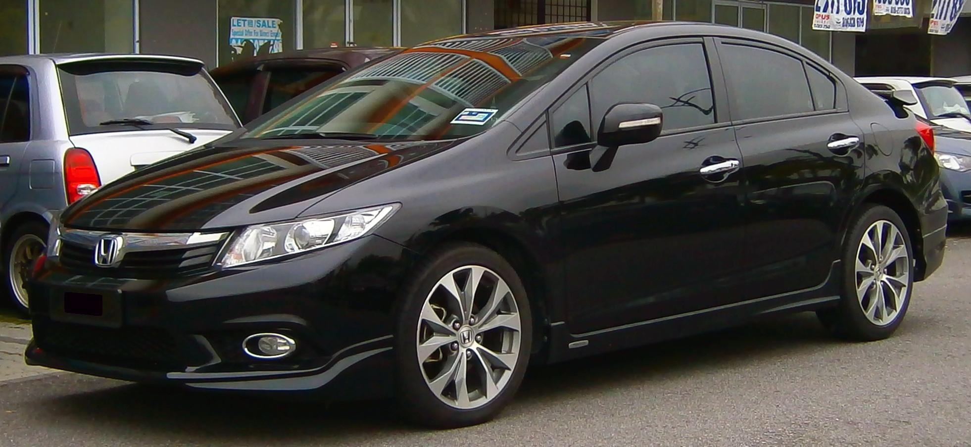 File 2013 Honda Civic 2 0s Modified In Cyberjaya