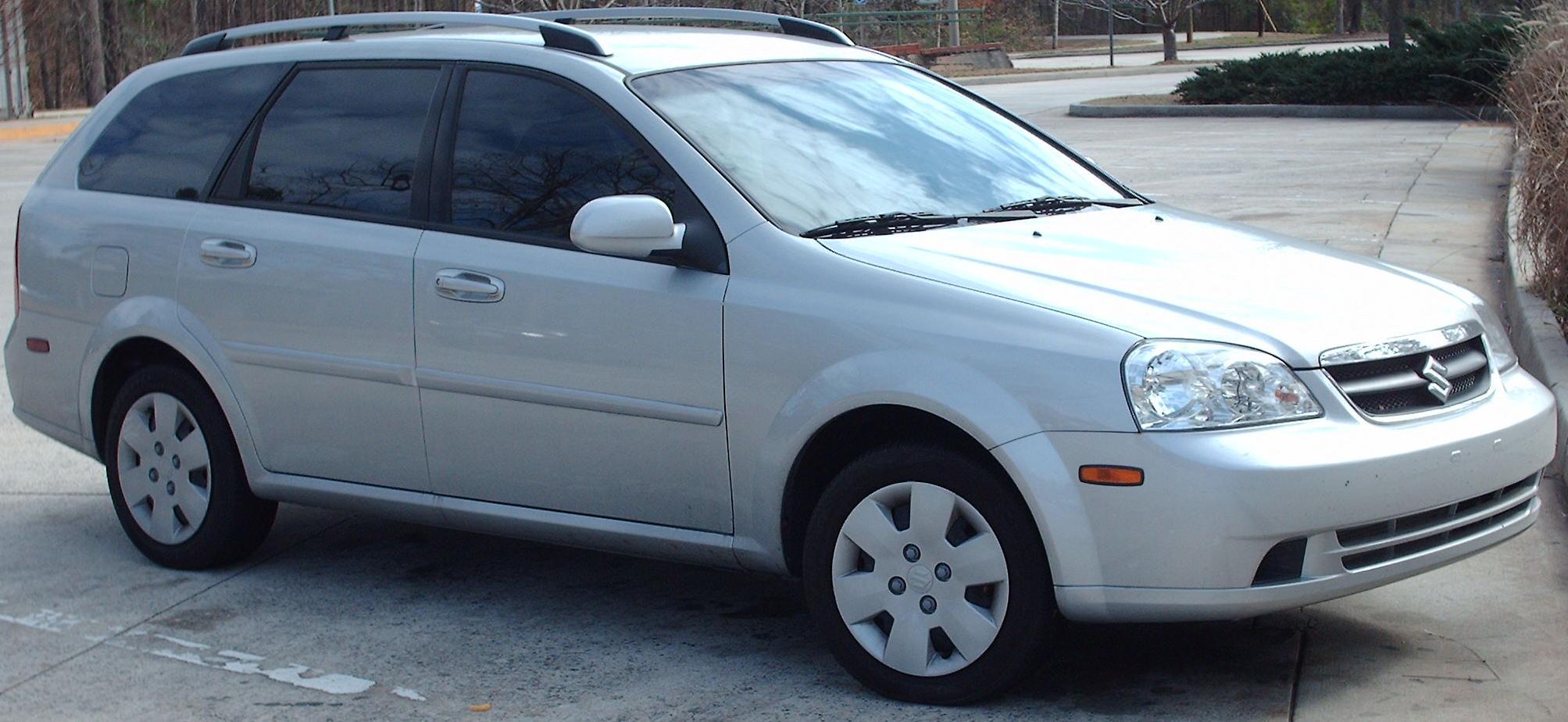 Suzuki I Forenza