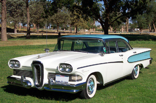 Edsel - Simple English Wikipedia, the free encyclopedia
