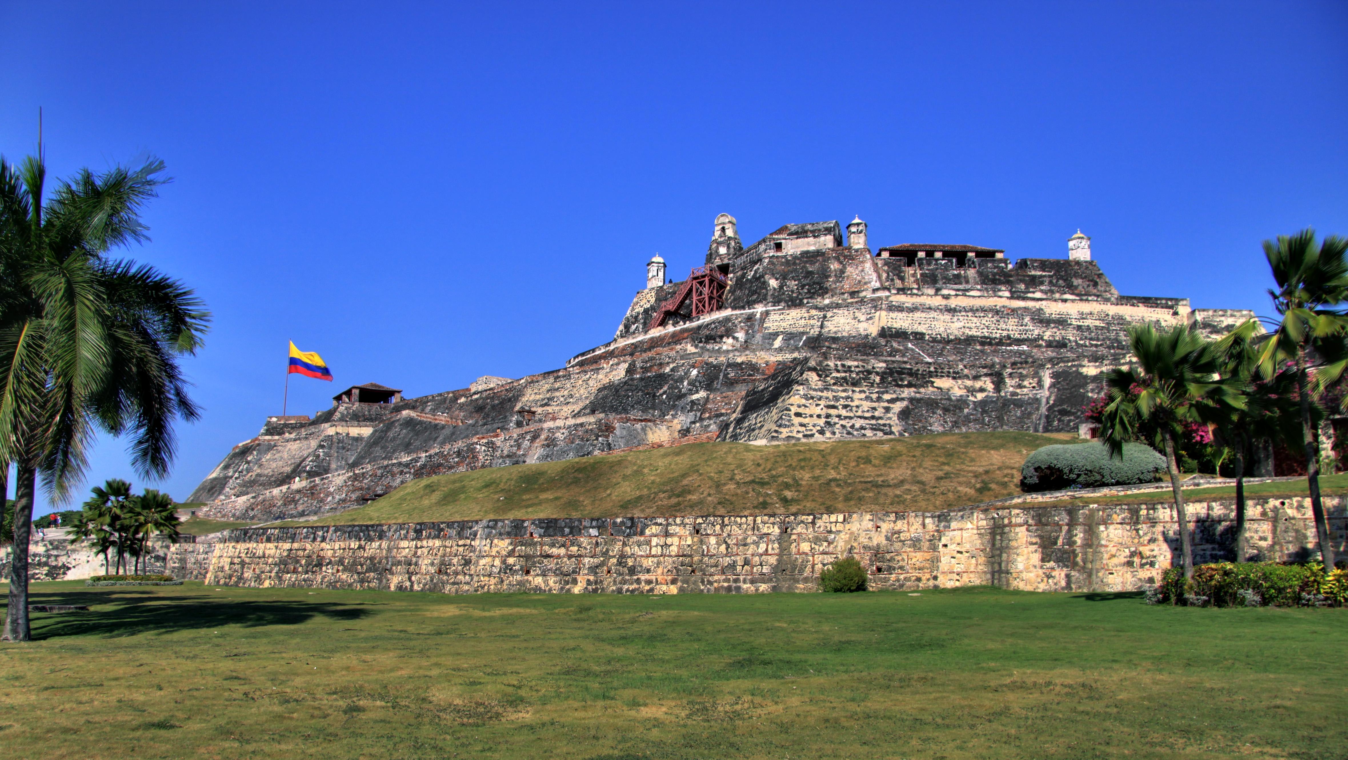 castillo san felipe de barajas wikipedia rh en wikipedia org