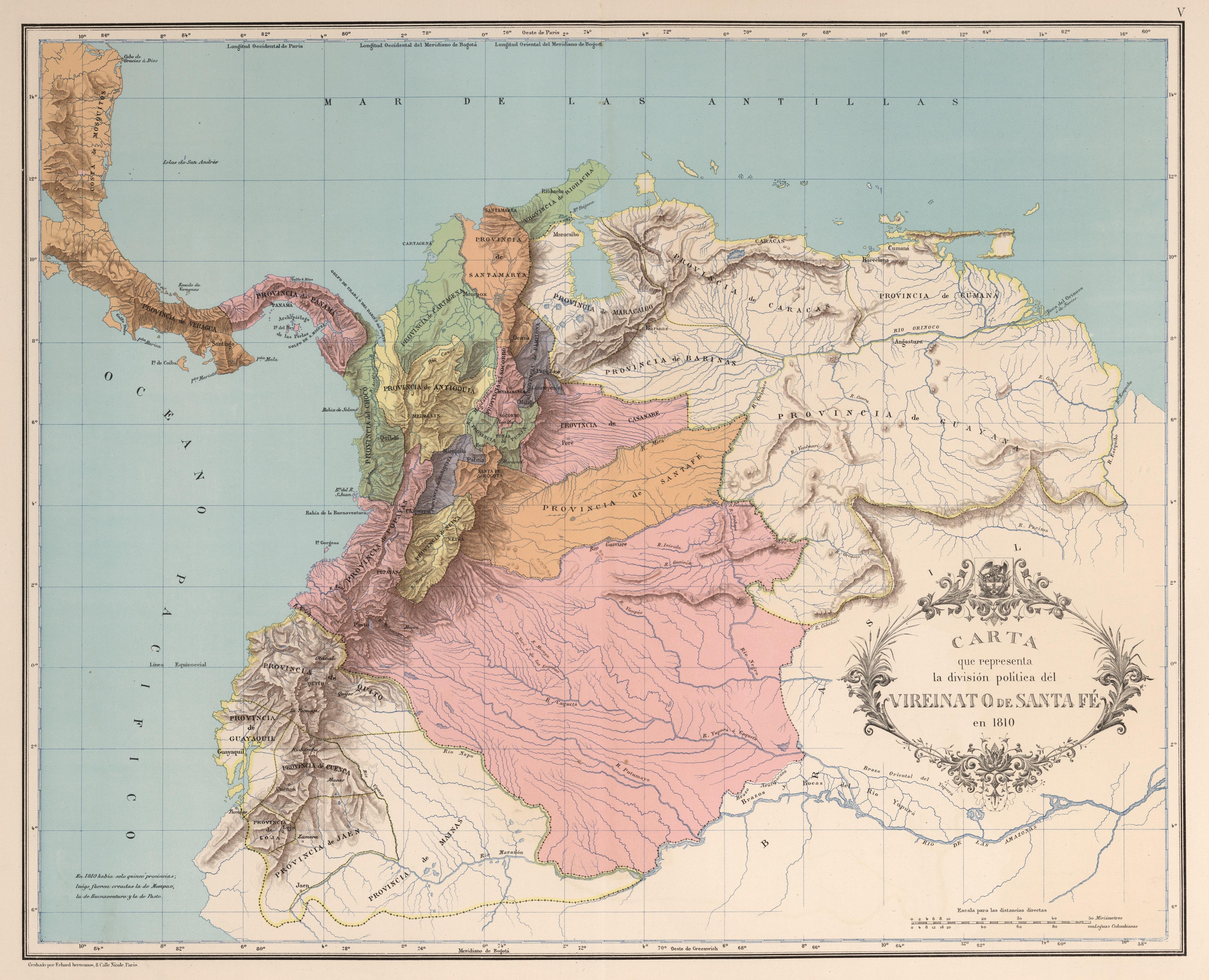 Depiction of Resistencia irregular en el proceso de independencia colombiana