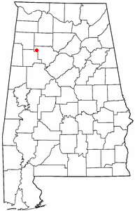 Loko di Kansas, Alabama