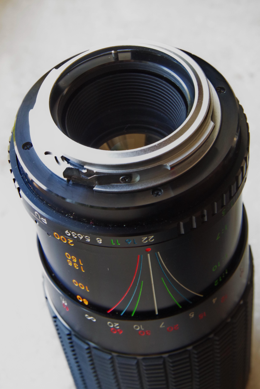 M42-PK Objektivadapter M42 Objektiv an Pentax PK Adapter M42 Pentax K