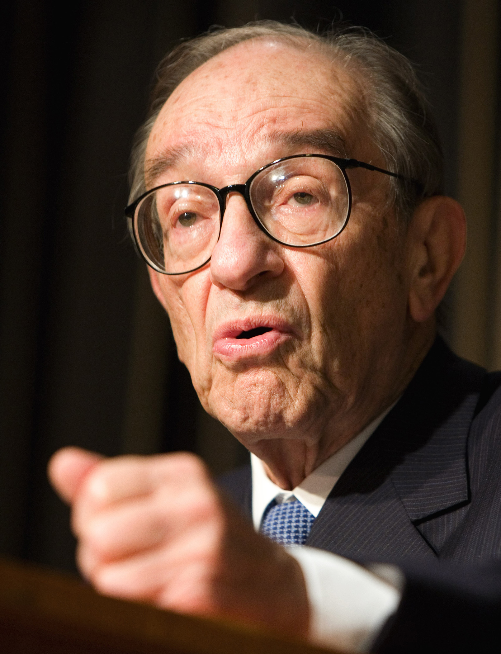 alan greenspan gold essay