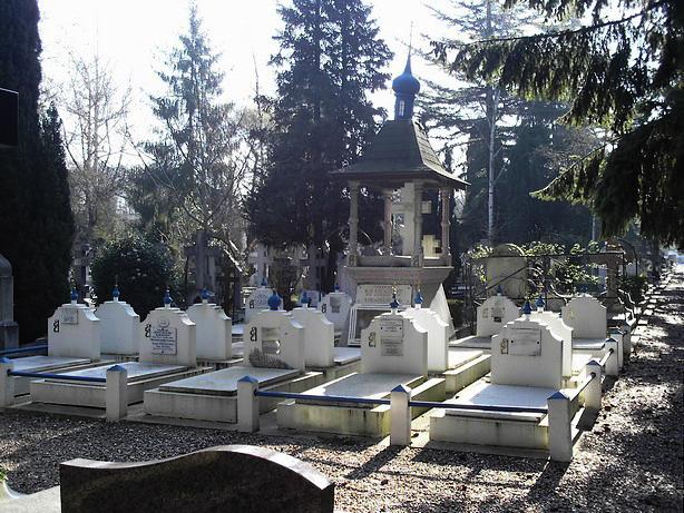Cimetière russe de SainteGenevièvedesBois — Wikipédia ~ Maison Russe Sainte Genevieve Des Bois