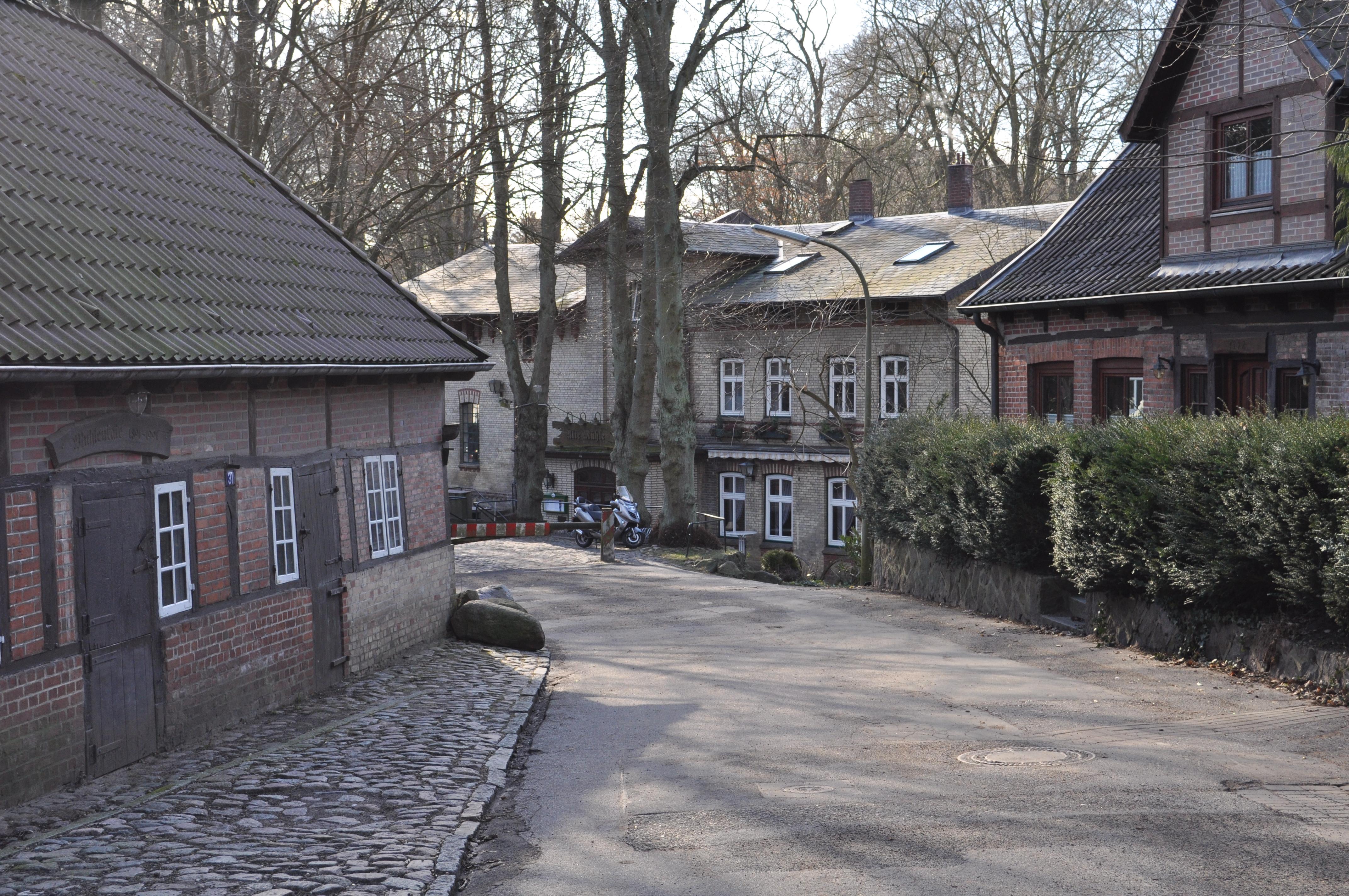 File Alte M Hle Hamburg Bergstedt Wikimedia