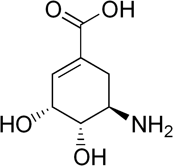 Aminoshikimic Acid