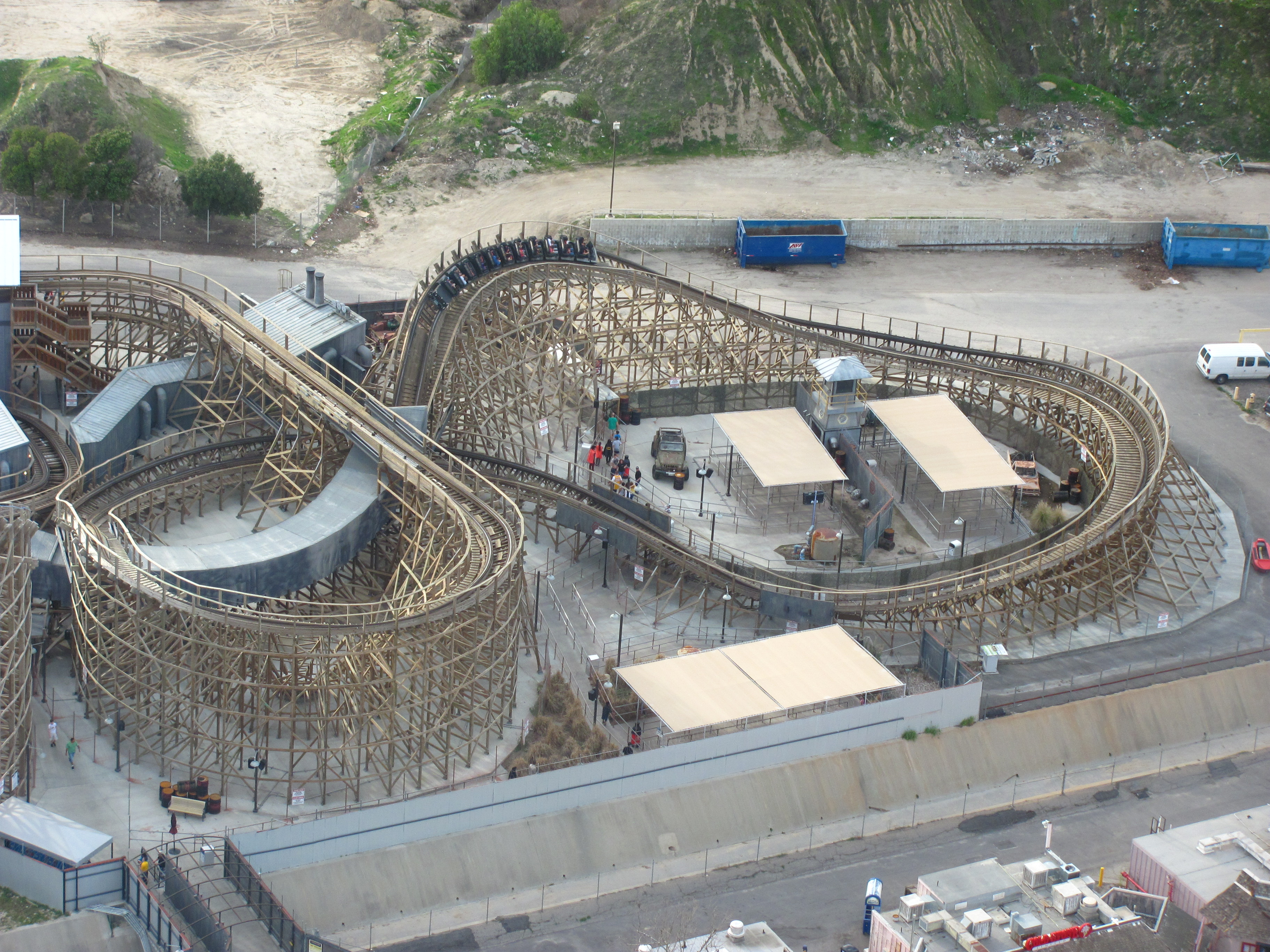Apocalypse (Six Flags Magic Mountain)