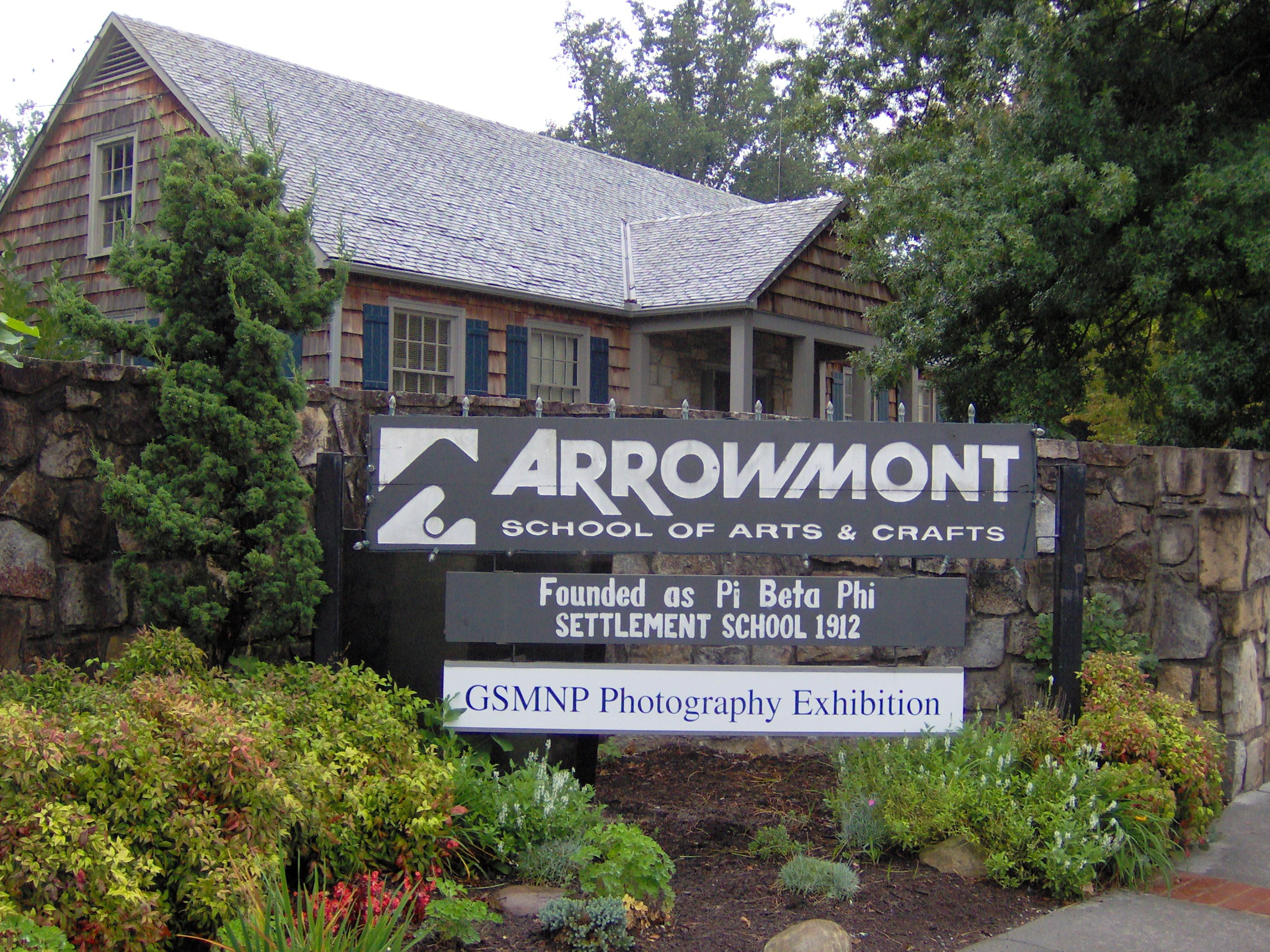 Arrowmont school of arts and crafts gatlinburg roadtrippers for Arts and crafts gatlinburg tn