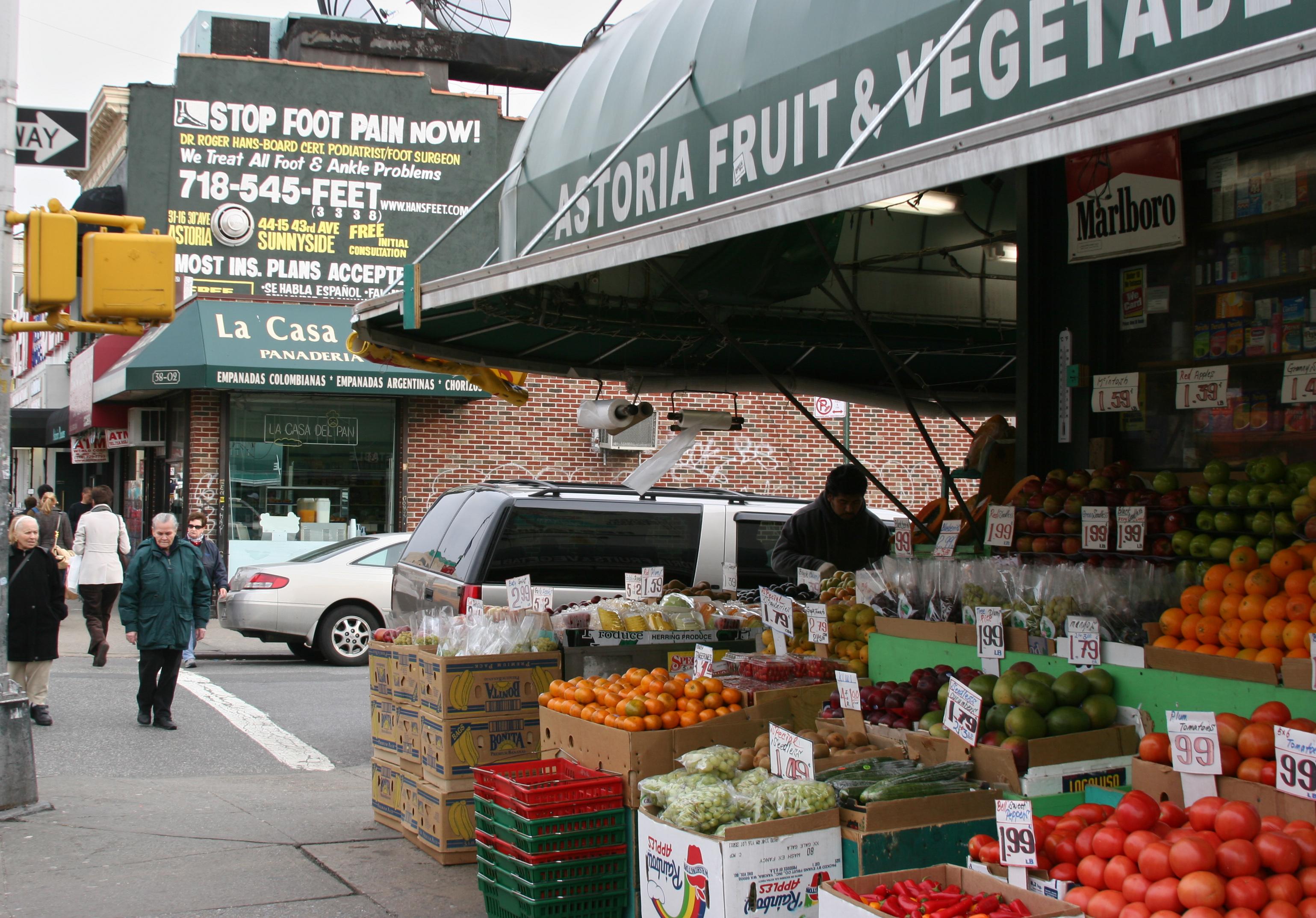 City Fresh Market New York Ny