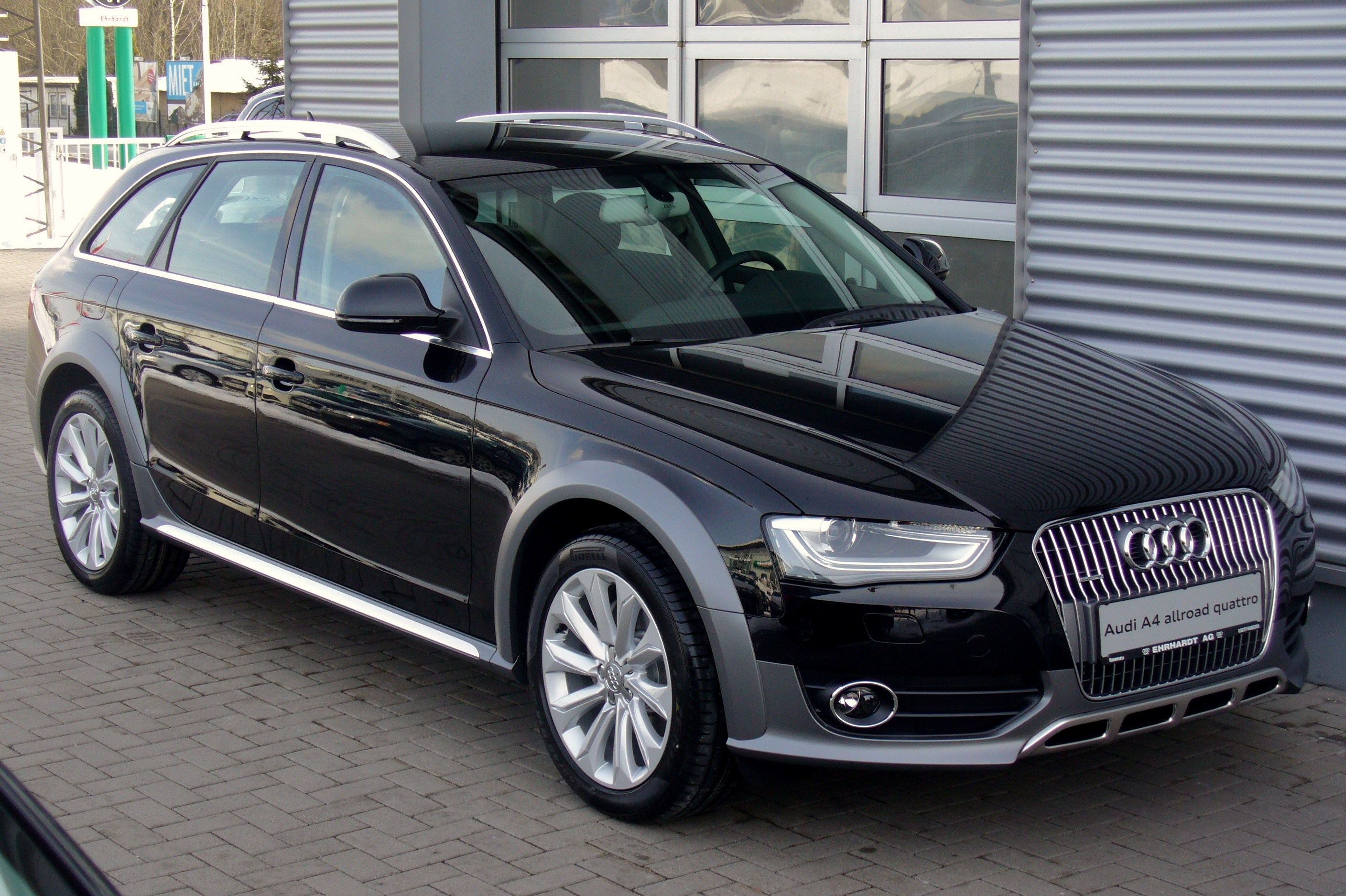 audi a4 allroad quattro wikiwand. Black Bedroom Furniture Sets. Home Design Ideas