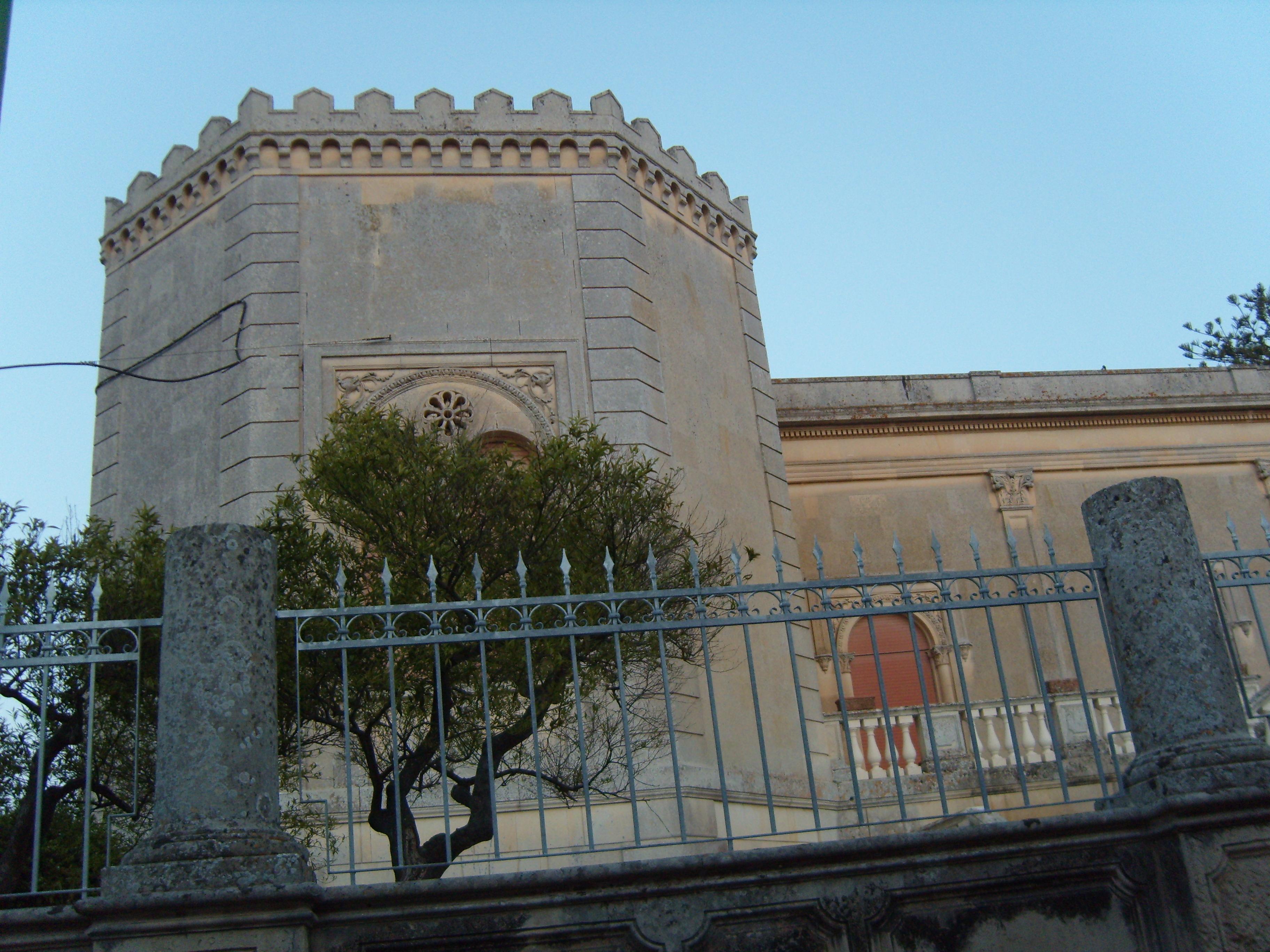File bagnolo del salento palazzo dei papaleo jpg - Bagnolo del salento ...