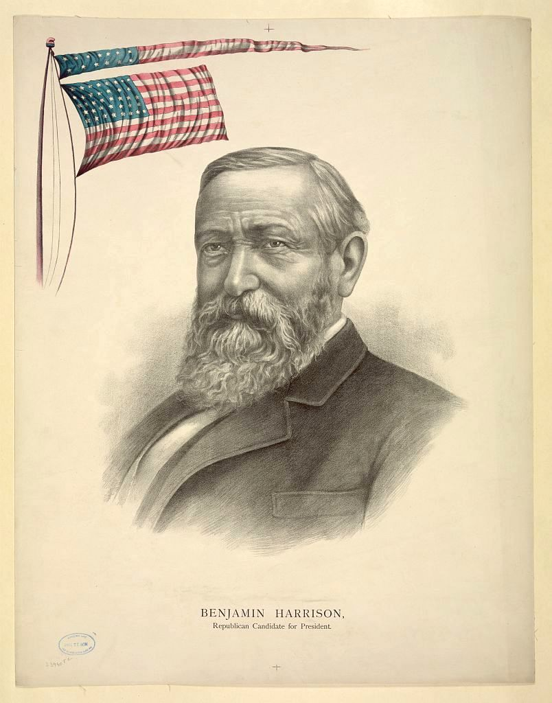 benjamin-harrison-facts Images - Frompo - 1