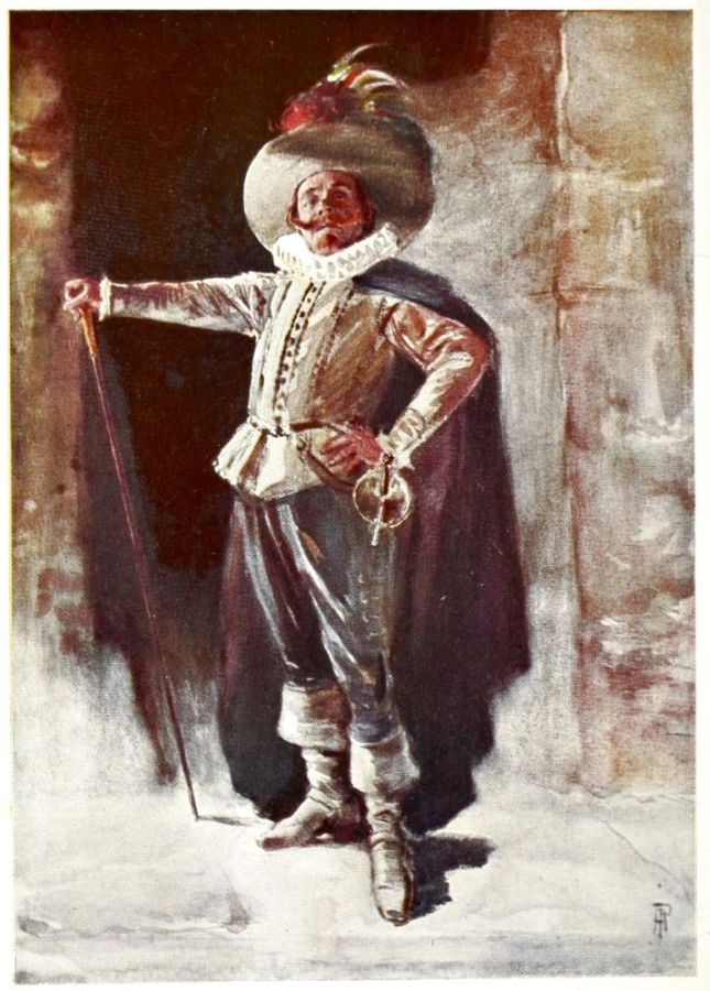 """an introduction to the man of many talents in the play cryano de bergerac by edmond rostand Cyrano by jo roets at sonoma county repertory theater, sebastopol ca   taken from the 1897 french play """"cyrano de bergerac"""" by edmond rostand, a  classic  a gifted man who possesses great virtue and talent (and a nose of  historic  they proceed to introduce themselves by demonstrating their."""