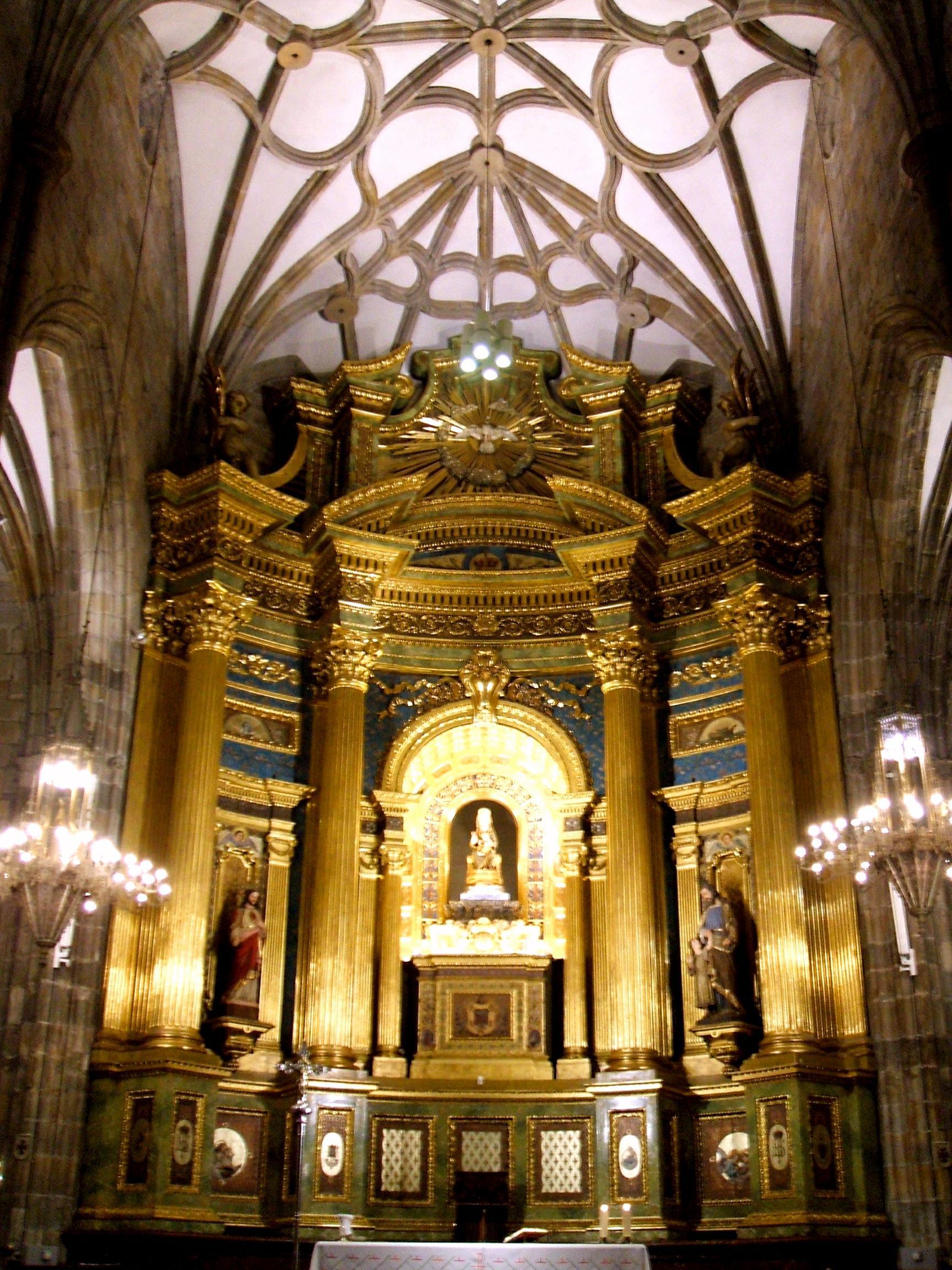 File:Bilbao - Basilica de Begoña 16.JPG - Wikimedia Commons