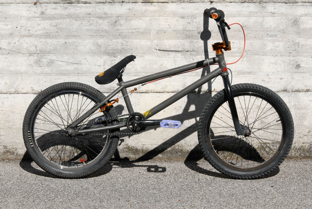 What Bmx Bike Does Jhon Hicks Use