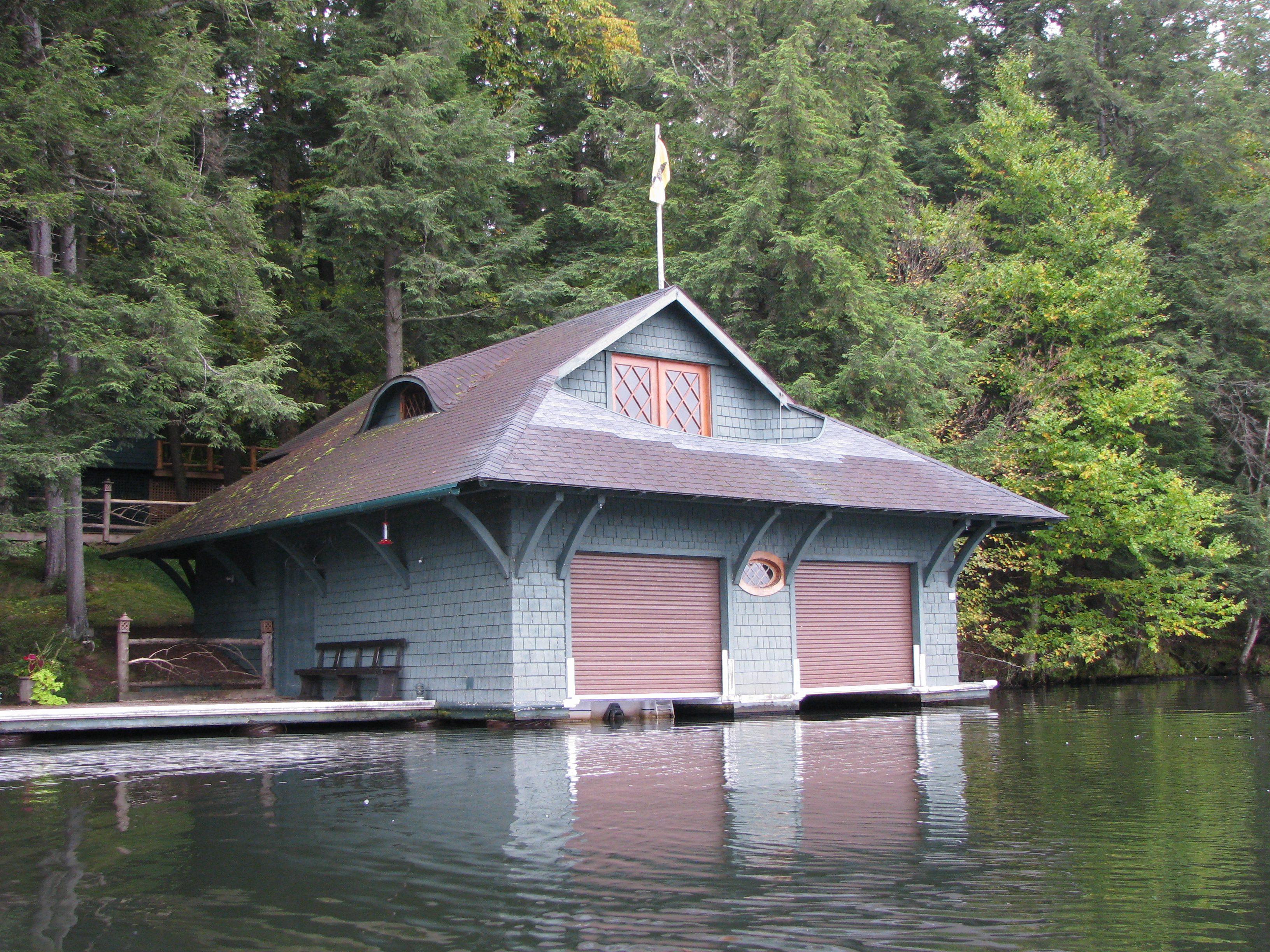 Best Boat House And Dock Design