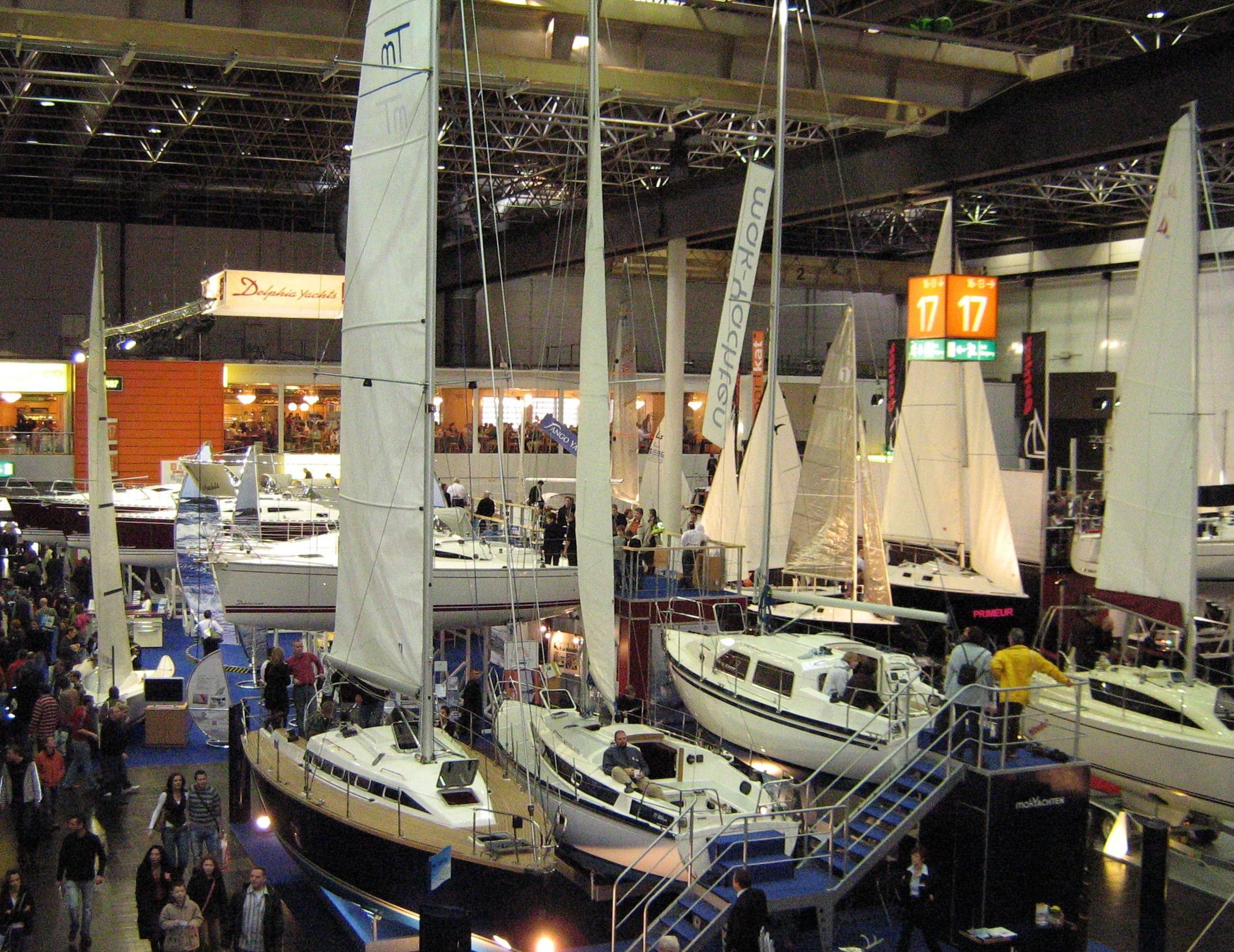 Historic Maritime Museum in Düsseldorf