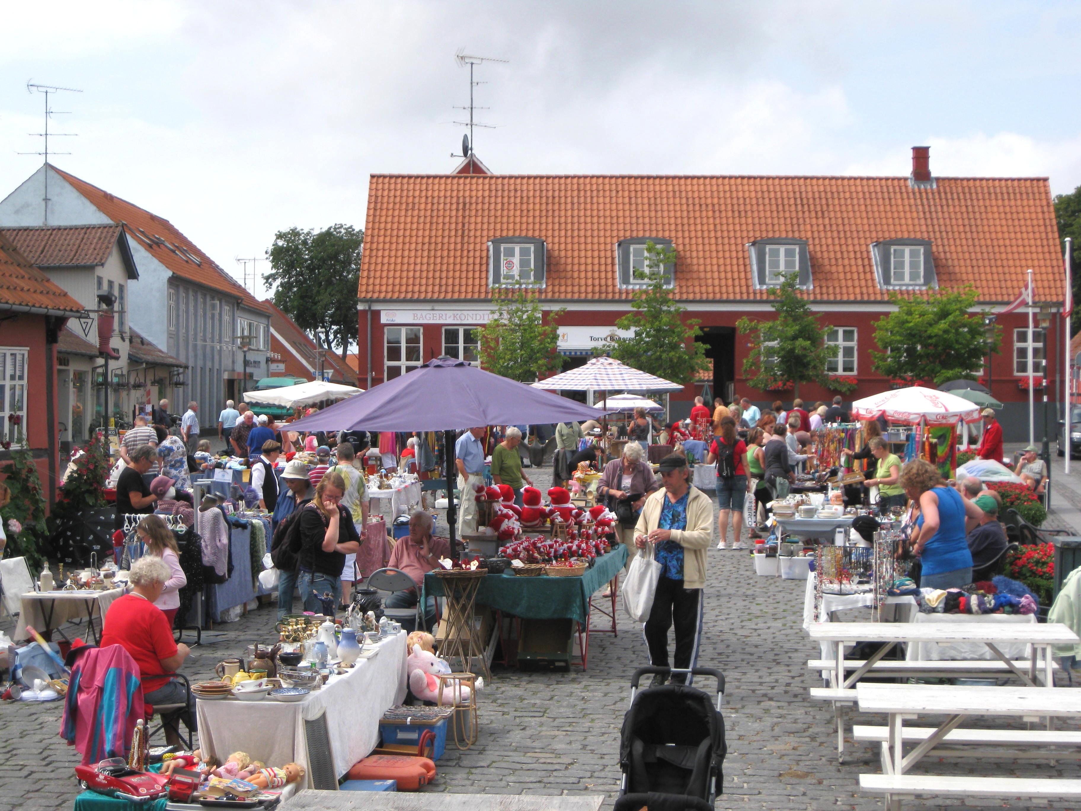 bornholm market