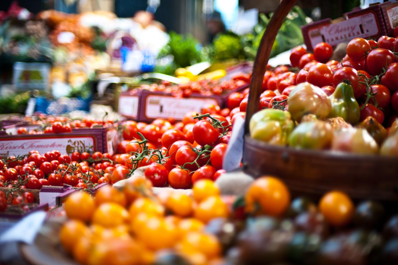 Dans GAEL: «Mon marché de chef»