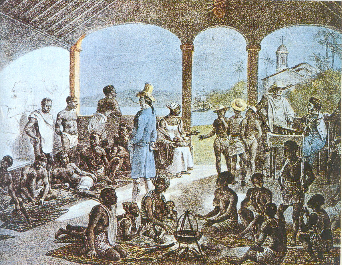 slavery in brasil essay Discover librarian-selected research resources on slavery in brazil from the americans of the brazilian hinterlands but african slavery my papers topic.