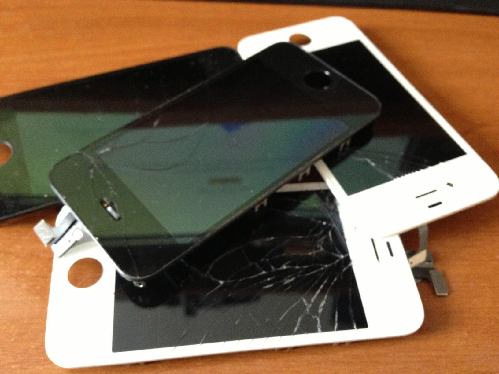 Damaged Iphone 5s For Sale