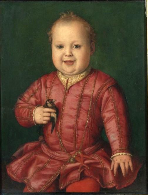 Bronzino-ジョヴァンニデメディチ1543.jpg