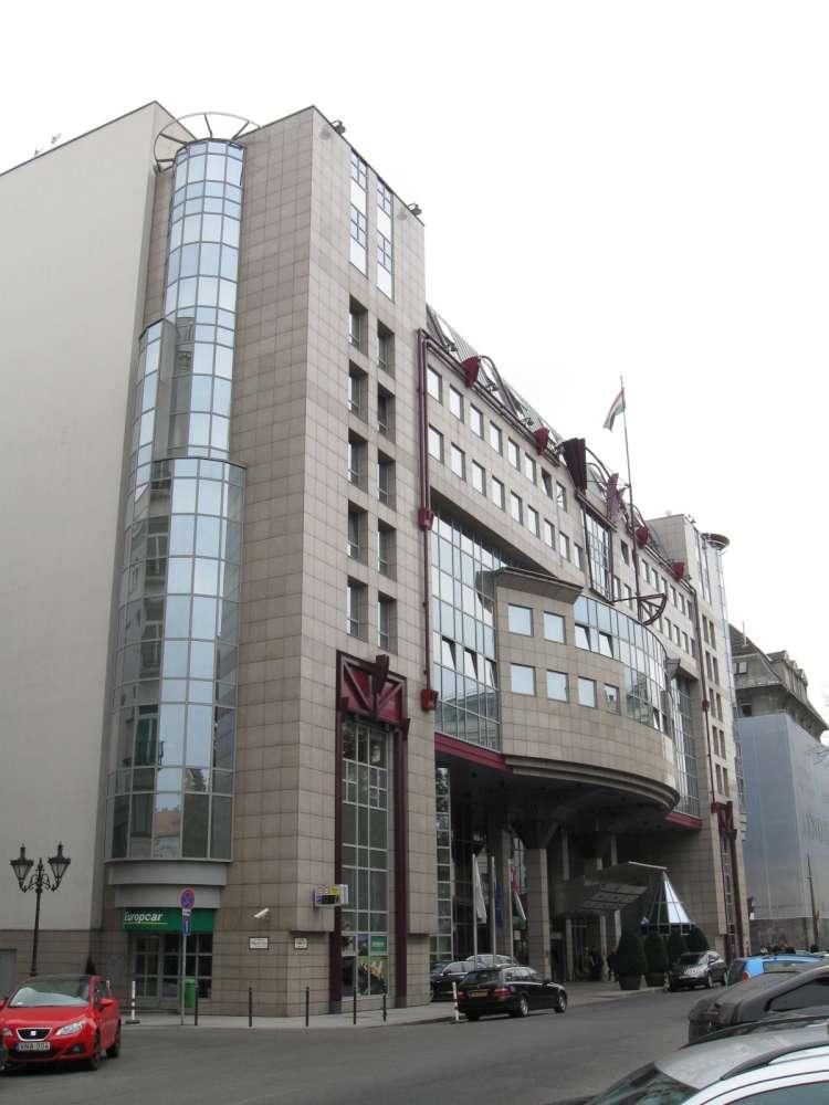 Hotel Erzsebet City Center Budapest