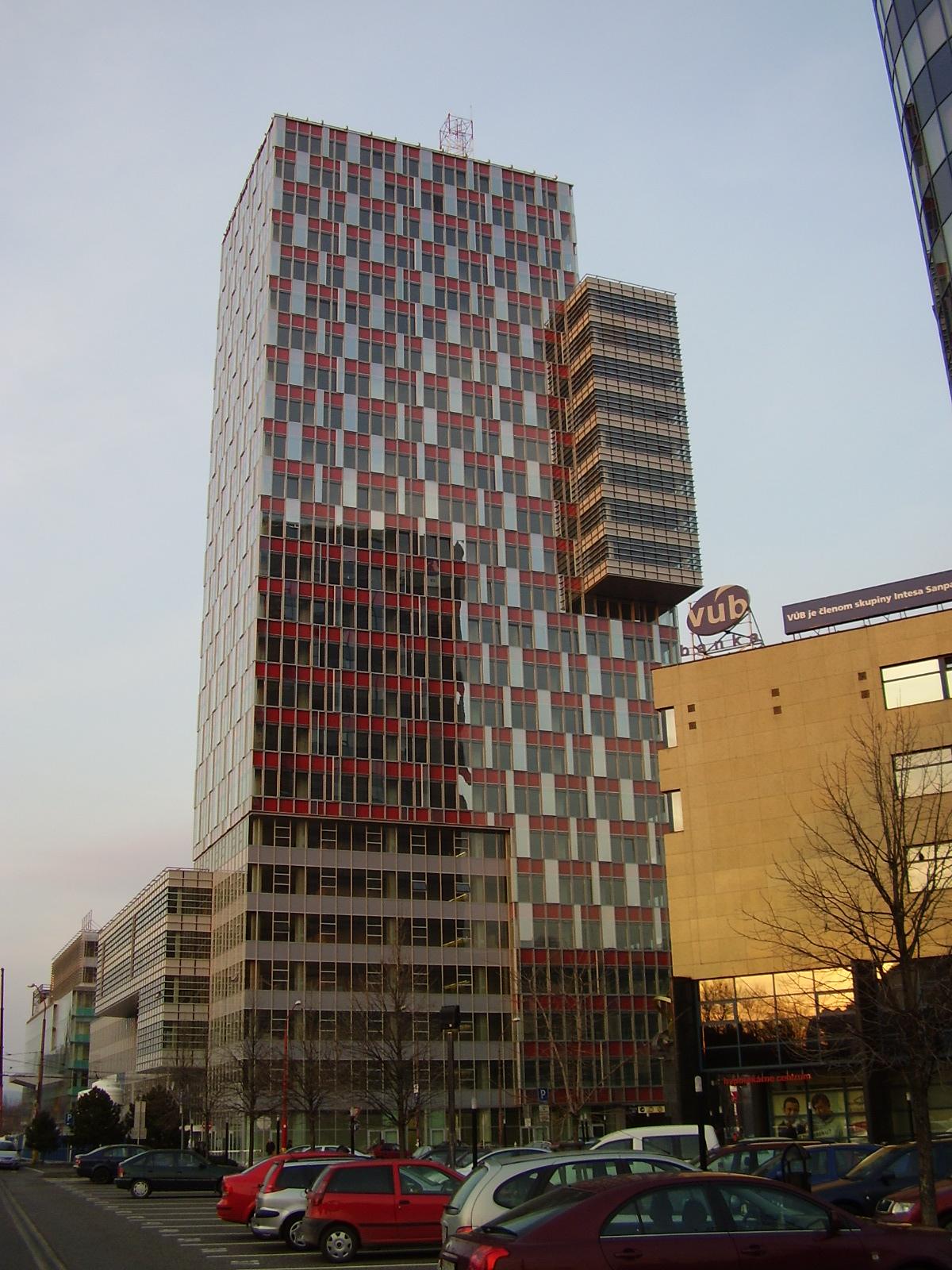 City Business Center Bratislava Wikipedia