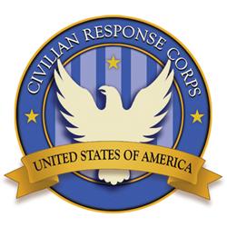 Civilian Response Corps organization