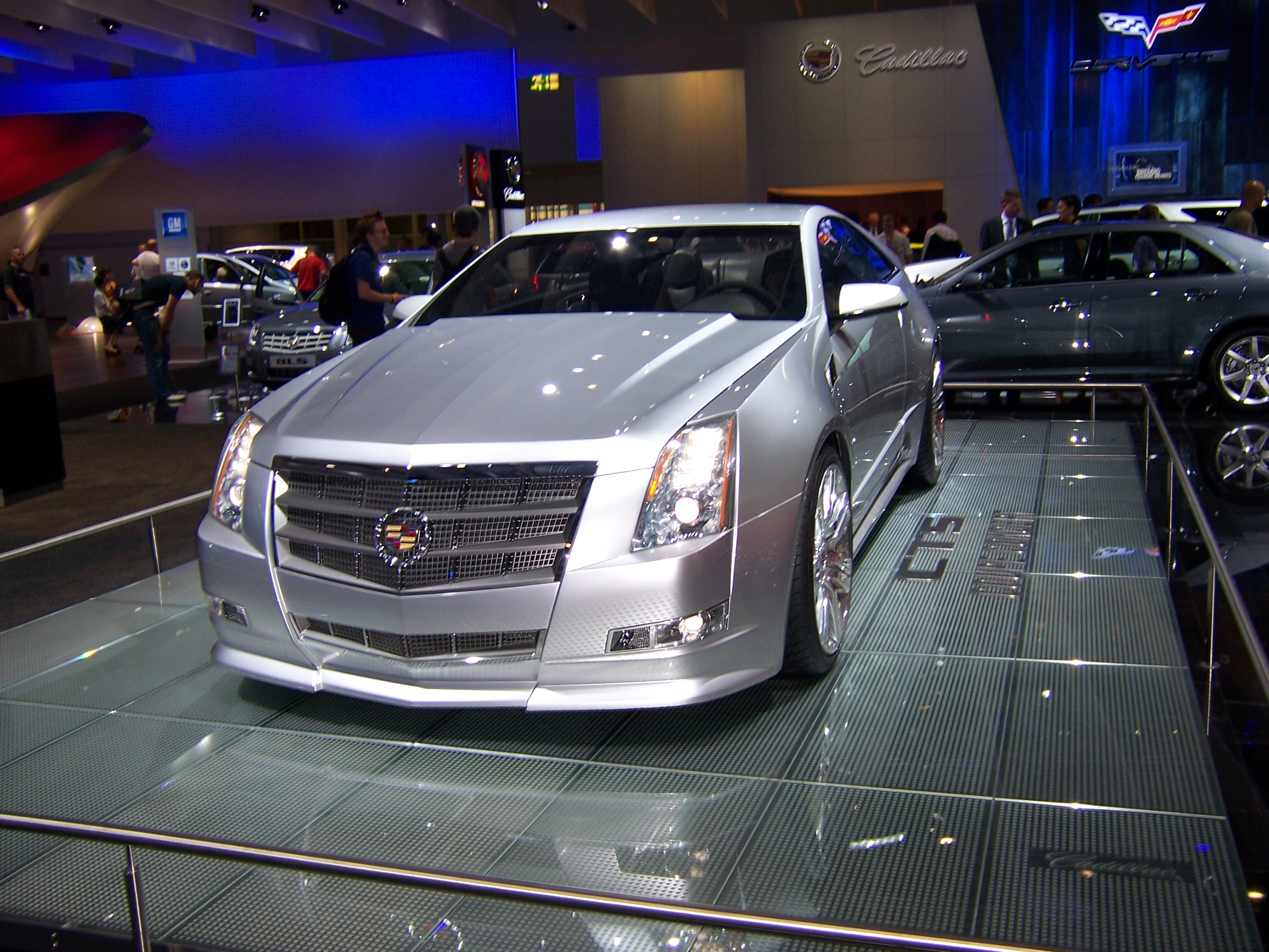 autoz world listings cts v coupe full cadillac