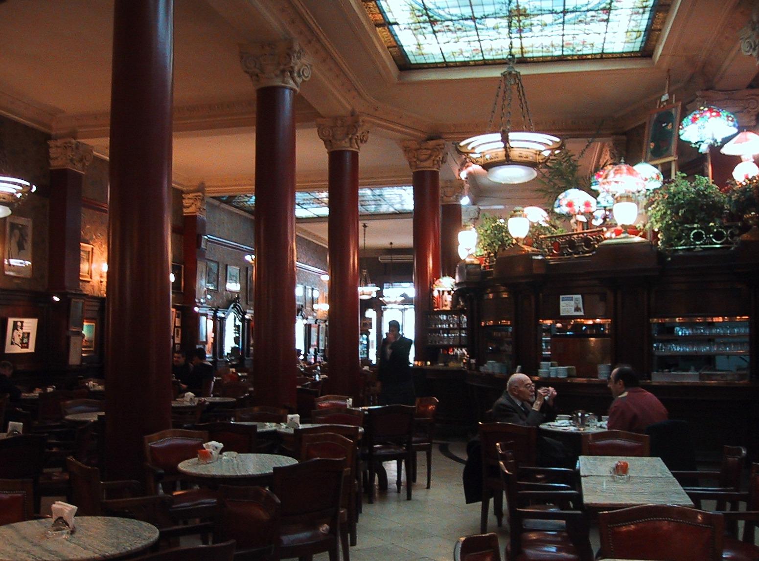 Caf Ef Bf Bd Bar El Chato Portaje Espagne