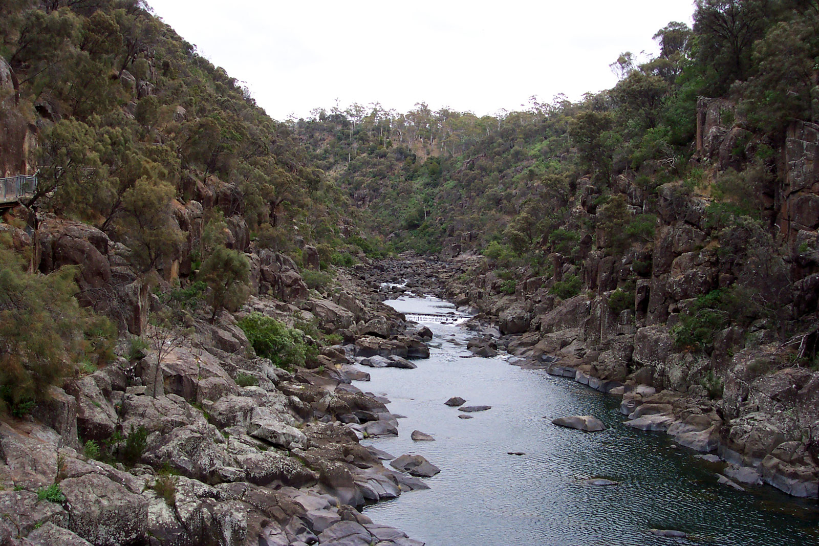 cataract gorge wikiwand. Black Bedroom Furniture Sets. Home Design Ideas