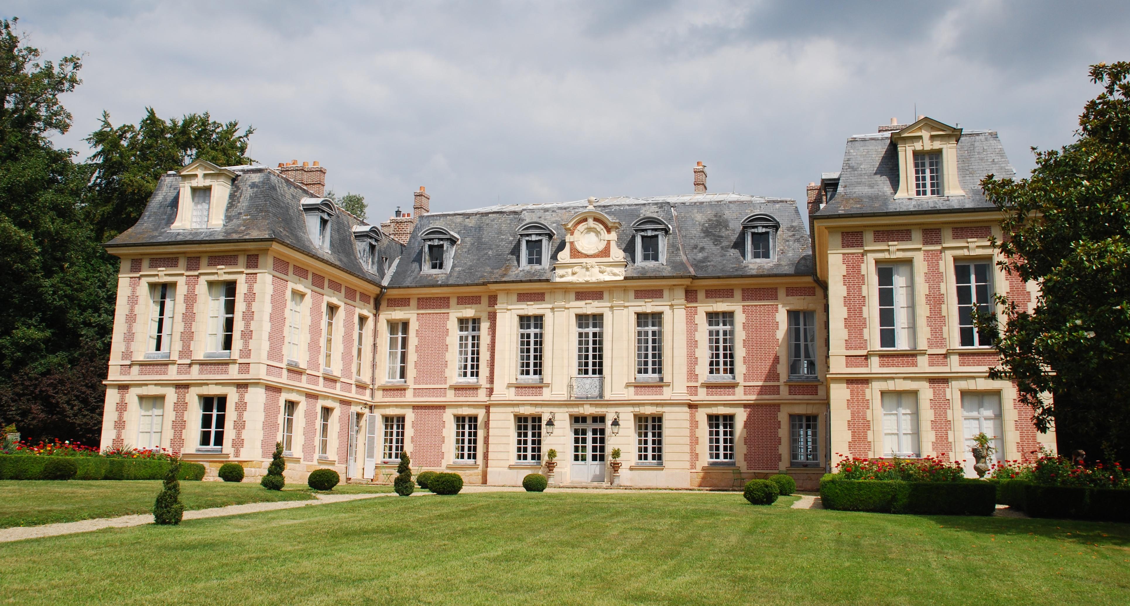 File ch teau de villiers le b wikimedia commons - Chateau villiers le bacle ...