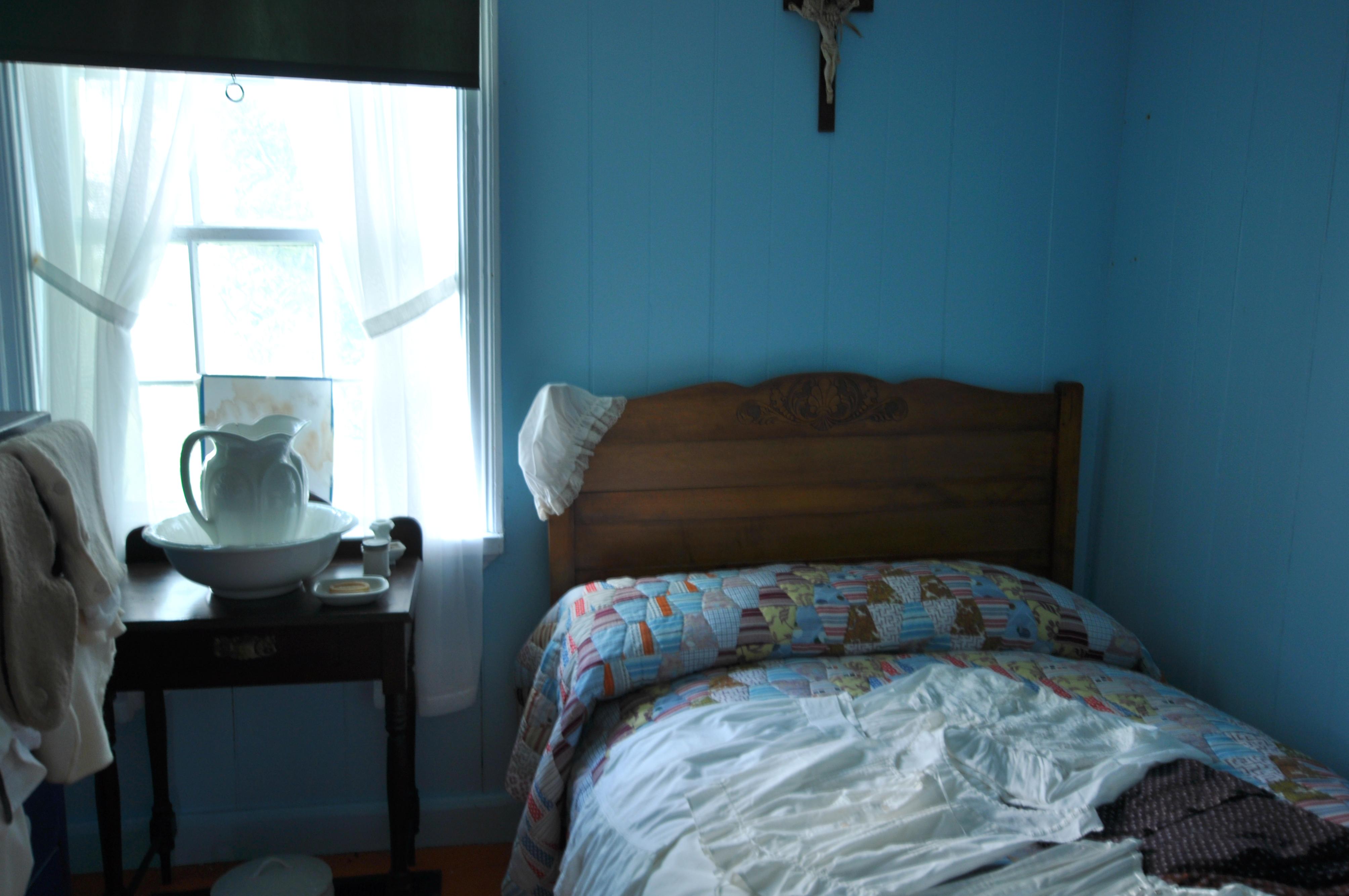 Decoration Simple Chambre Fille : FichierChambre à Coucher Maison Blanchette Parc Forillonjpg