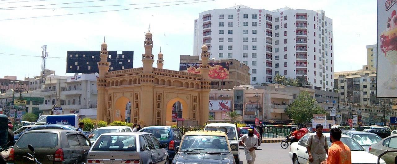 Karáči - najväčšie mestá