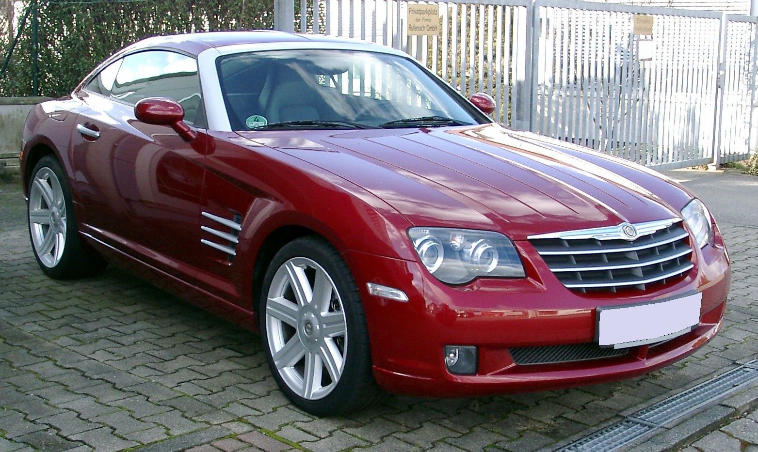 Chrysler Crossfire Pictures Beautiful Cool Cars Wallpapers
