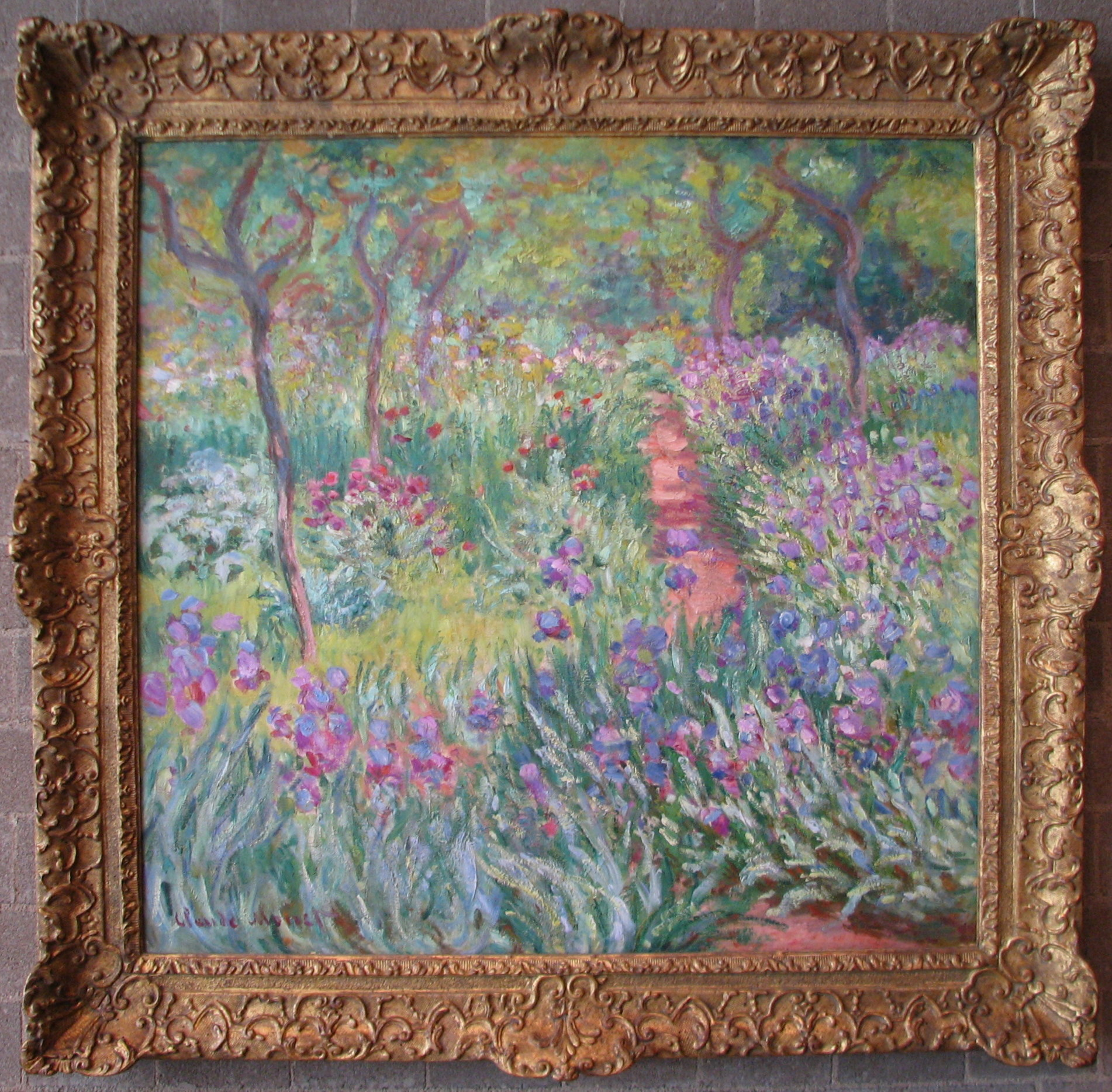 Claude Monet The Artist's Garden at Giverny.jpg