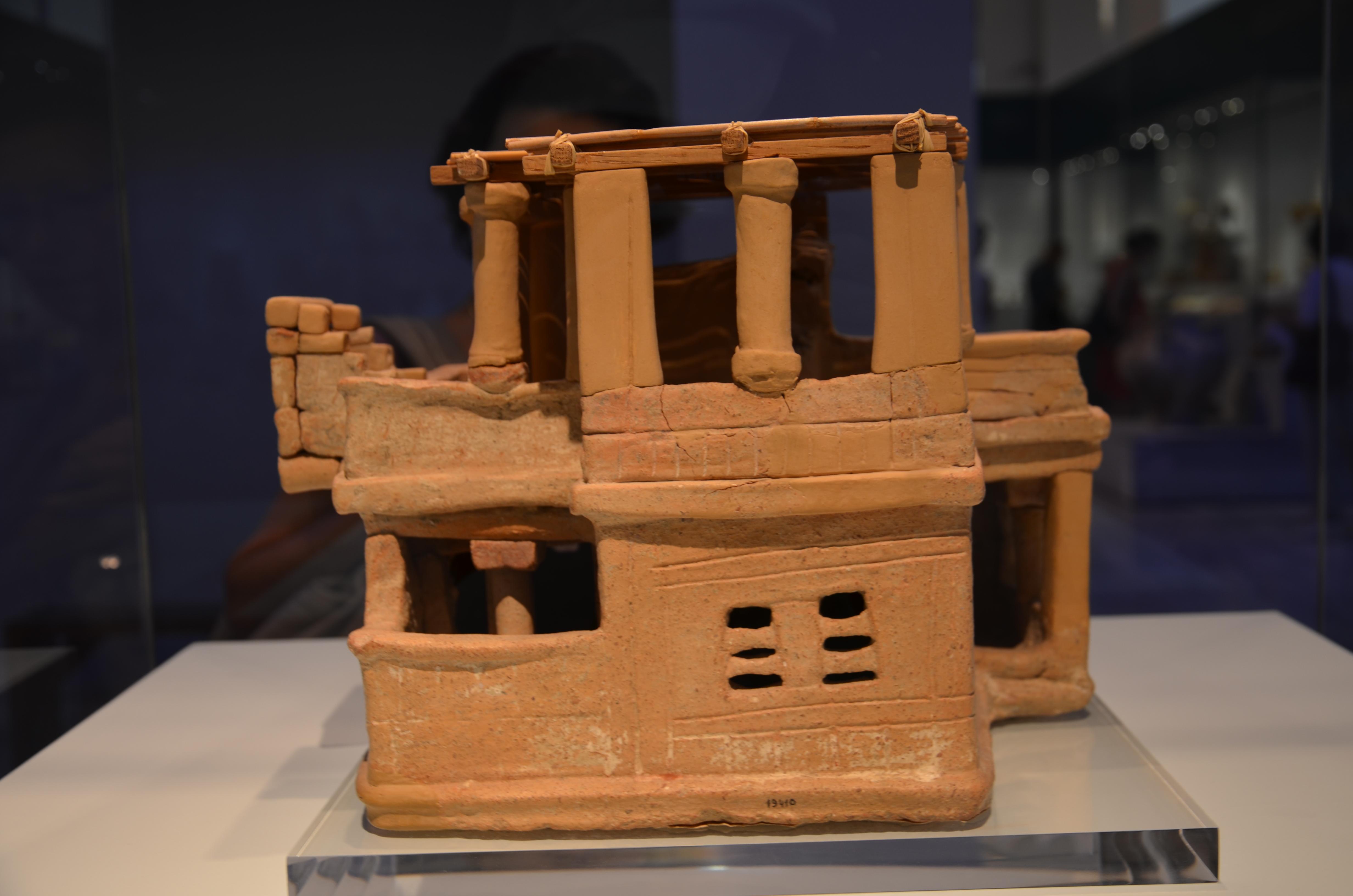 Model a house