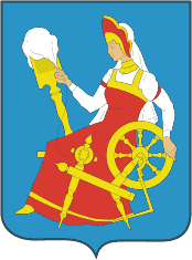 Coat of Arms of Ivanovo (Ivanovo oblast).png