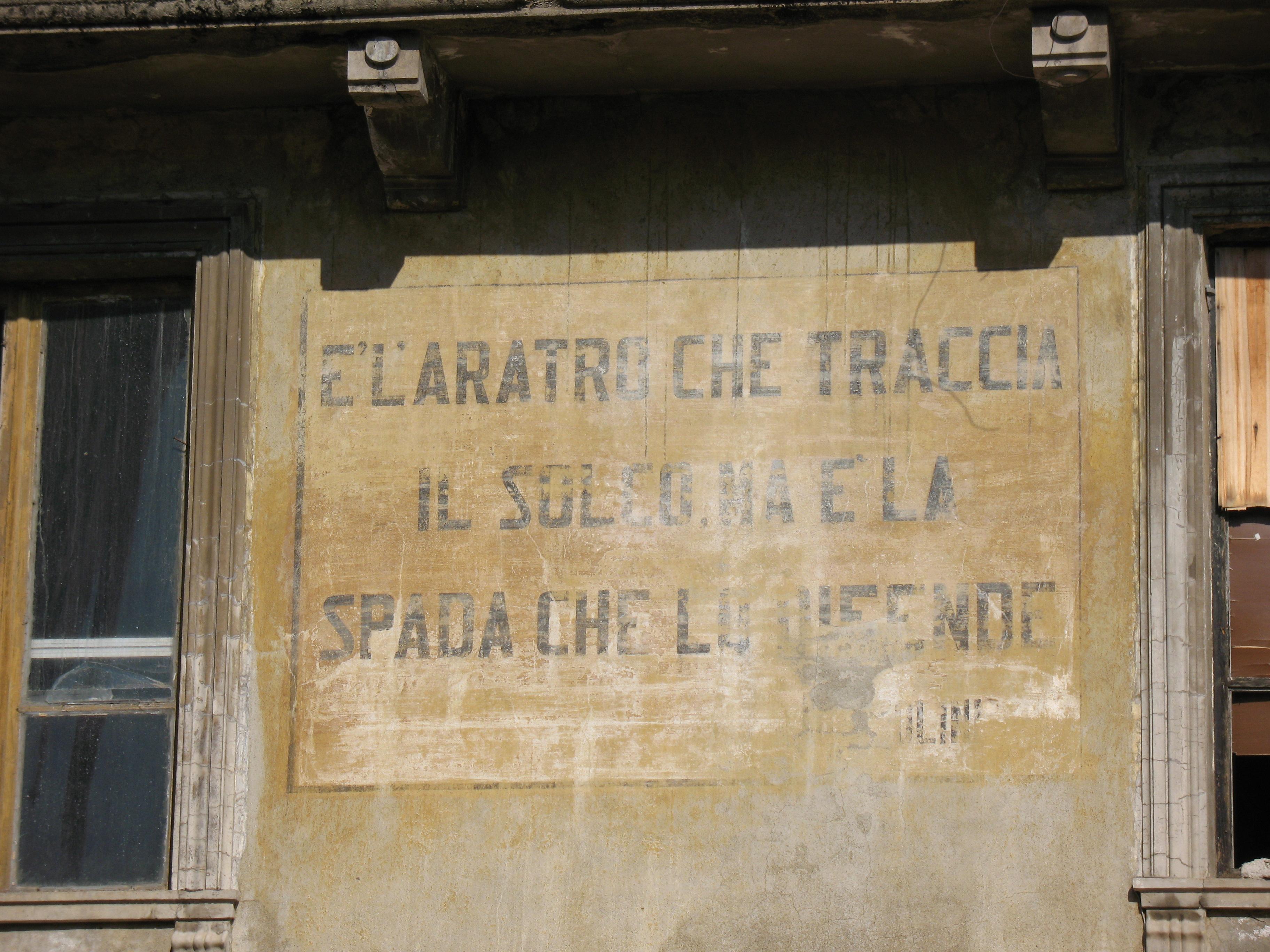 Slogan Fascisti Wikiquote