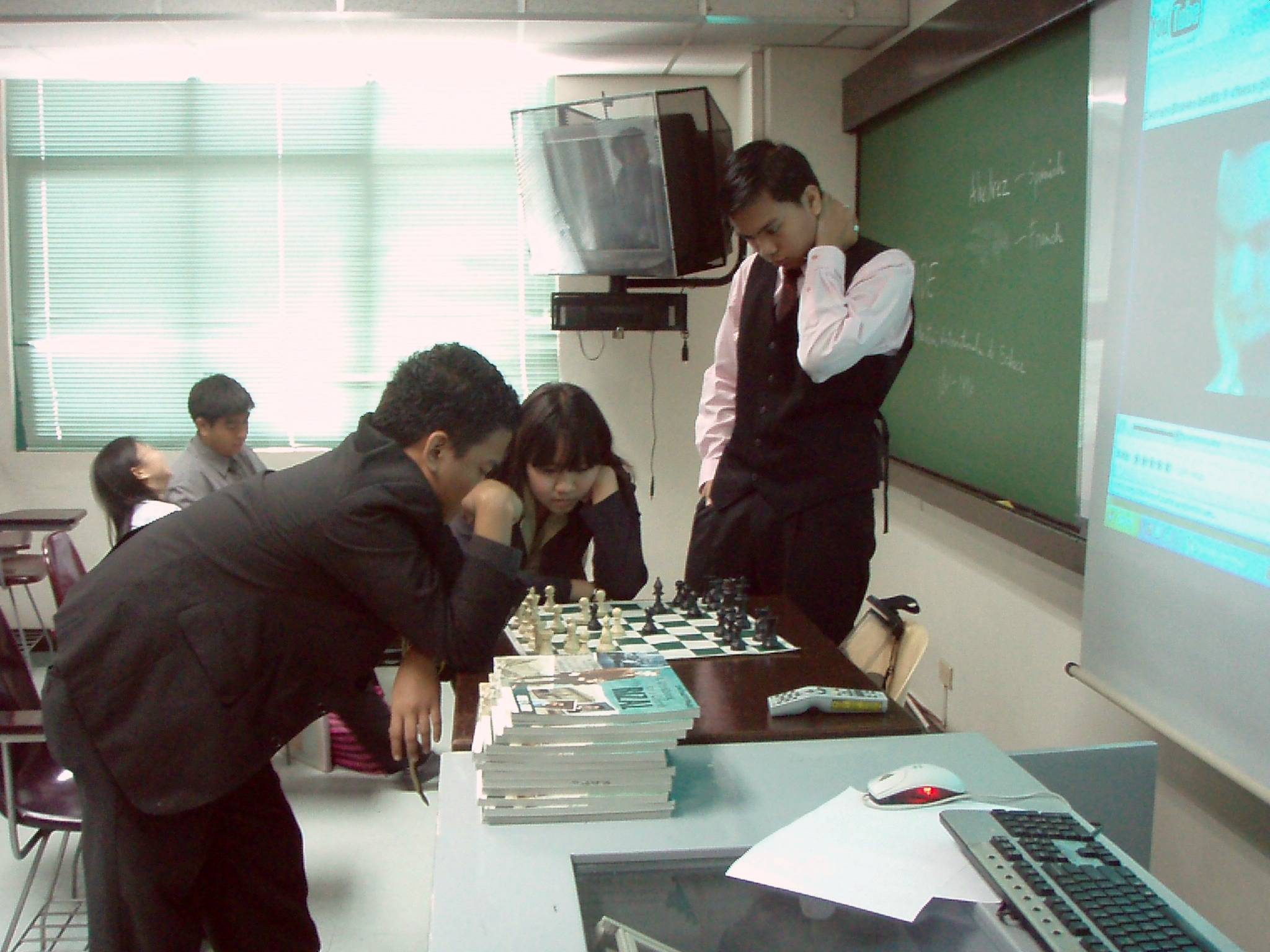 Chess as mental training - Wikipedia
