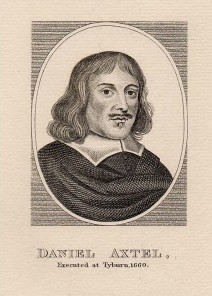 Daniel Axtell Regicide of Charles i