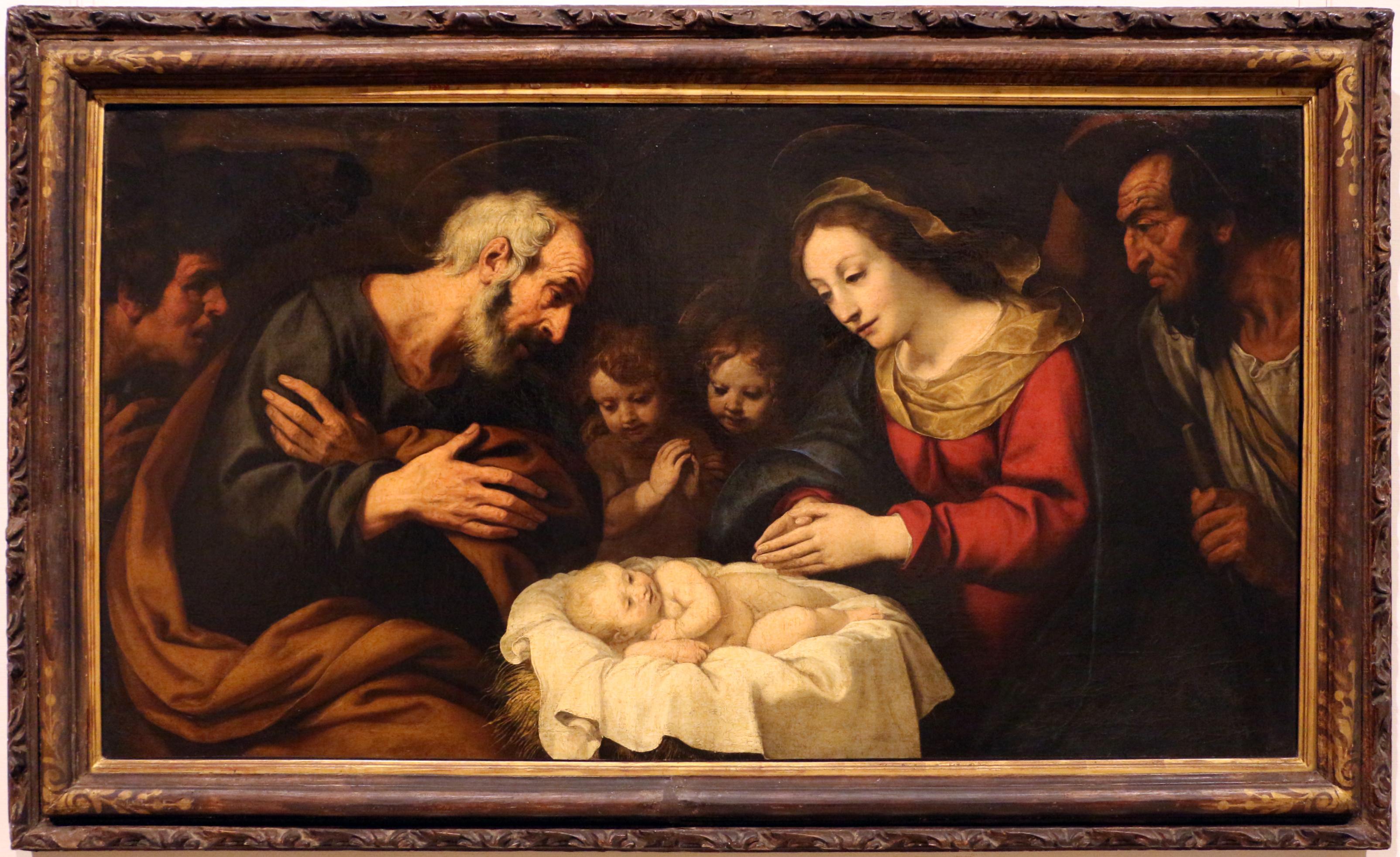 File:Daniele crespi, adorazione dei pastori, 1623-25.JPG