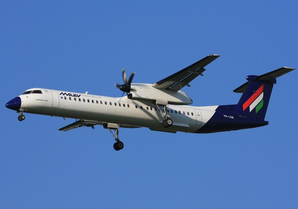 malév the hungarian airlines Malév ltd (hungarian: malév zrt), which did business as malév hungarian  airlines (hungarian: magyar légiközlekedési vállalat, abbreviated malév,.