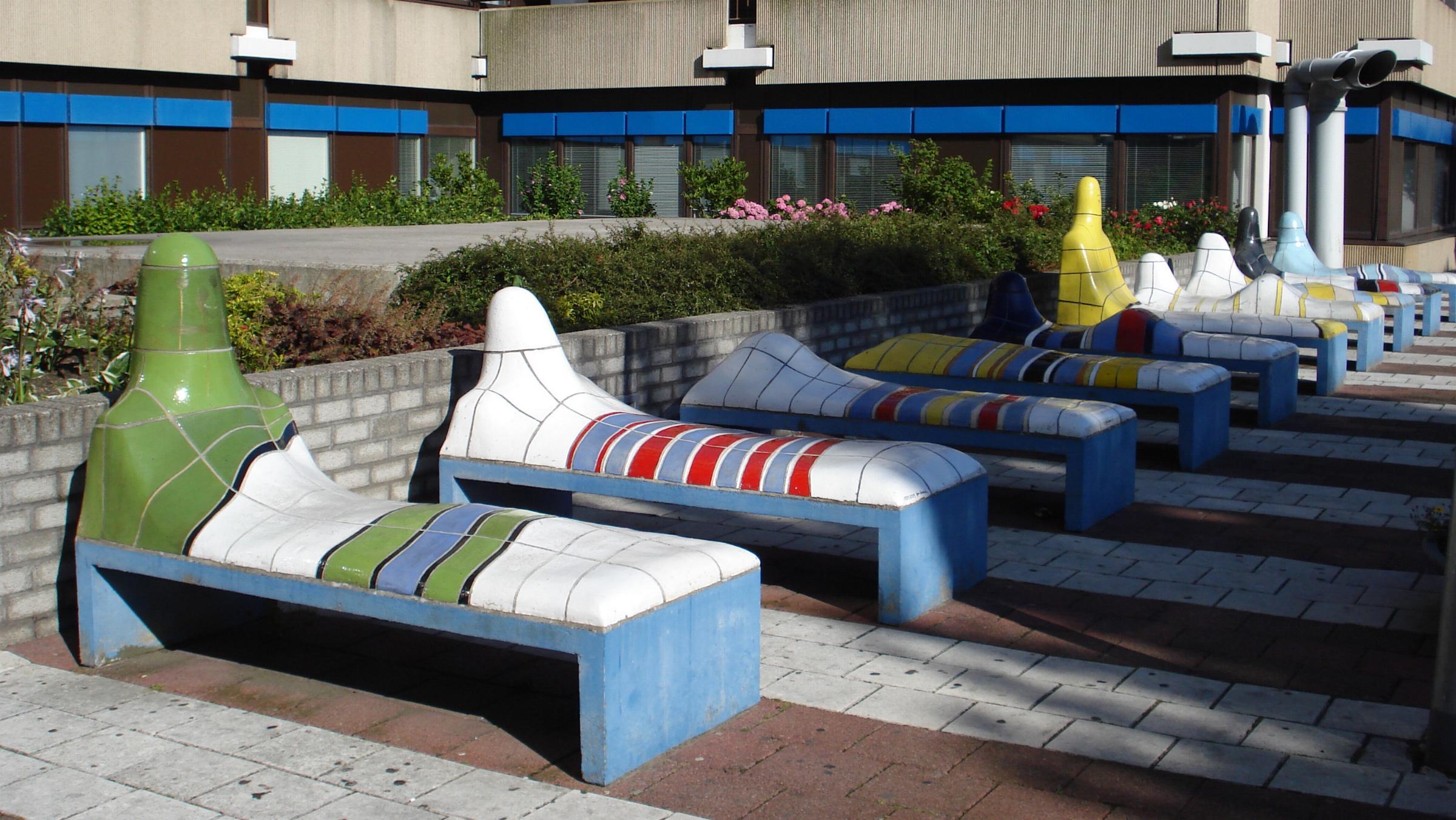 Bedden Den Haag.File Denhaag Kunstwerk Zieken Te Bed Jpg Wikimedia Commons